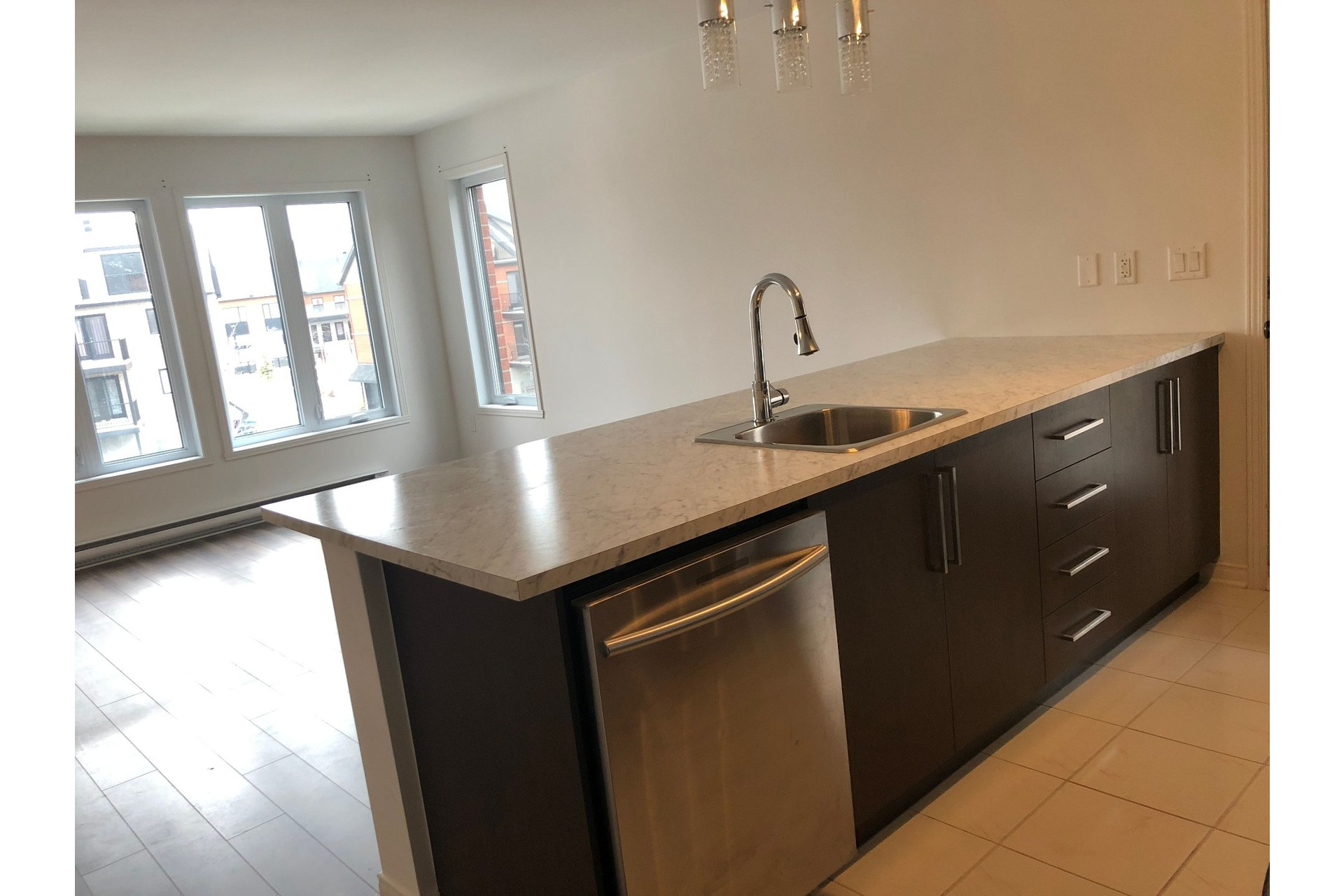 image 3 - Apartment For sale Brossard - 6 rooms