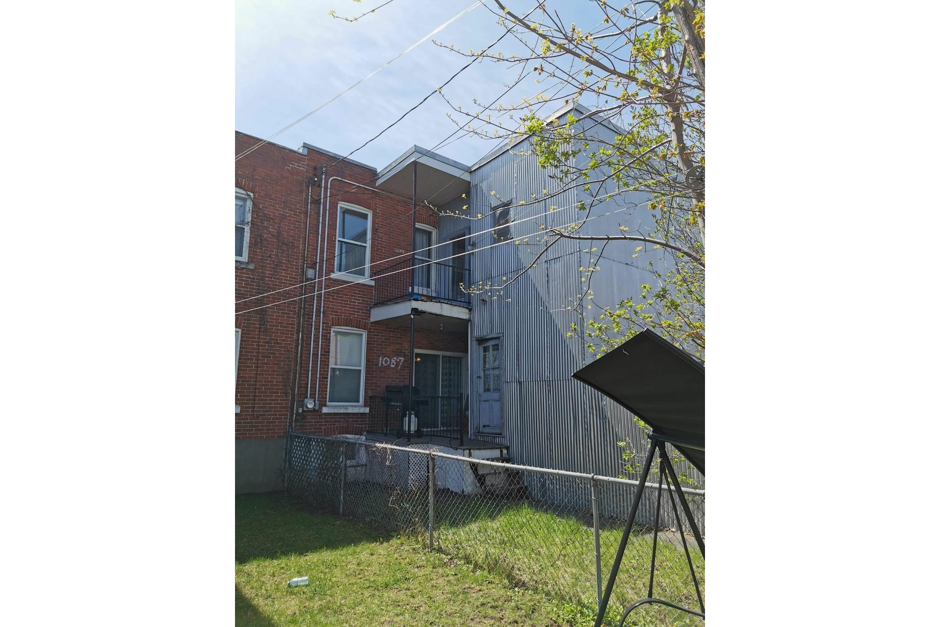 image 8 - Duplex À vendre Verdun/Île-des-Soeurs Montréal  - 4 pièces