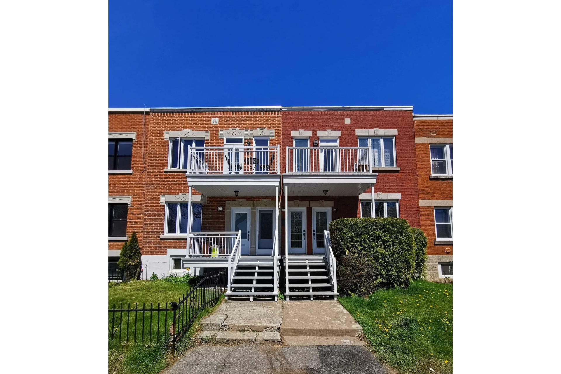 image 2 - Duplex À vendre Verdun/Île-des-Soeurs Montréal  - 4 pièces