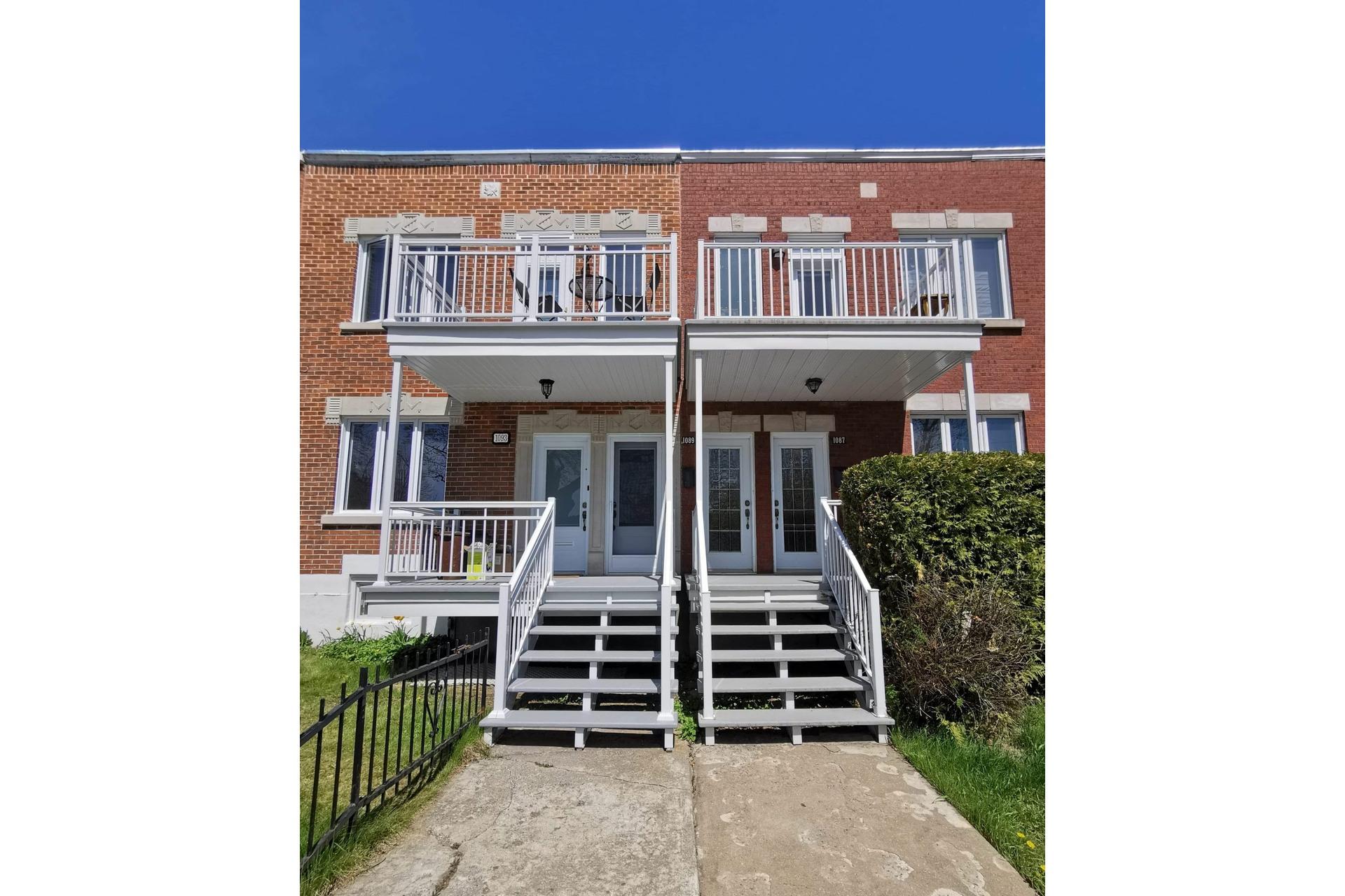 image 4 - Duplex For sale Verdun/Île-des-Soeurs Montréal  - 4 rooms
