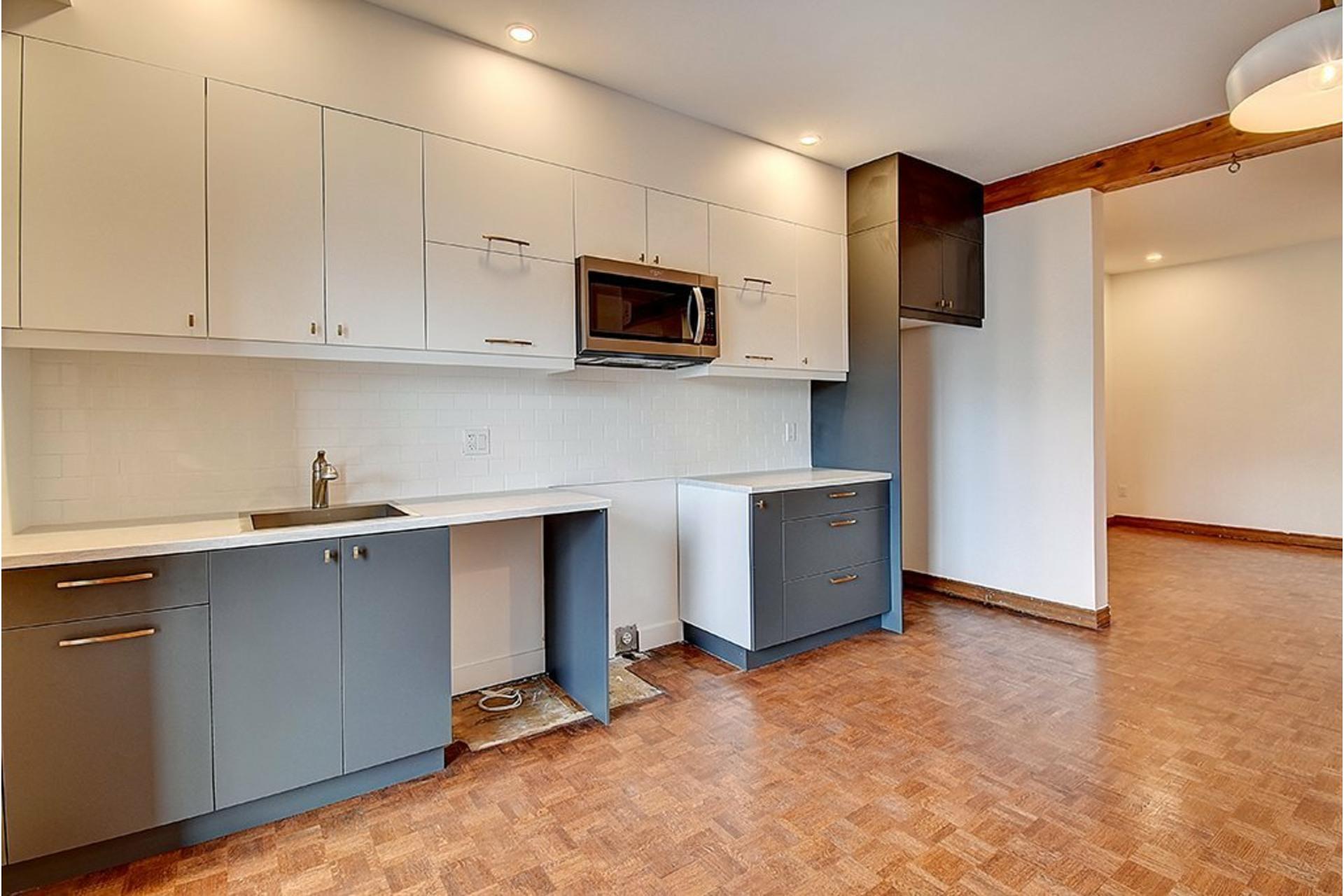 image 2 - Appartement À louer Verdun/Île-des-Soeurs Montréal  - 4 pièces
