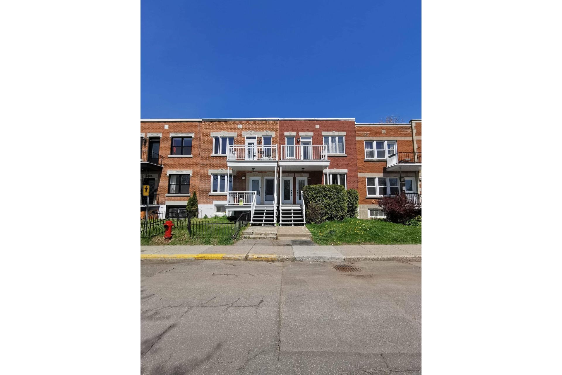 image 1 - Duplex For sale Verdun/Île-des-Soeurs Montréal  - 4 rooms