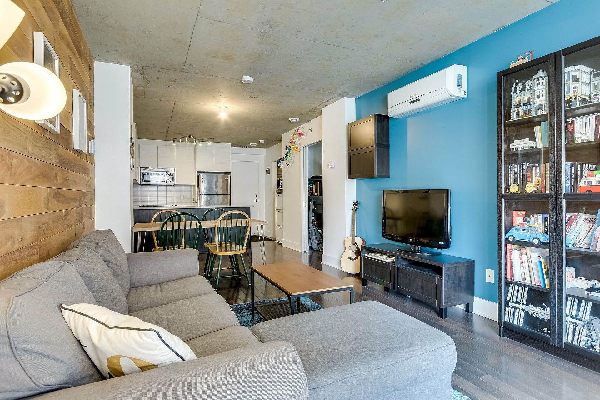image 7 - Appartement À vendre Verdun/Île-des-Soeurs Montréal  - 5 pièces