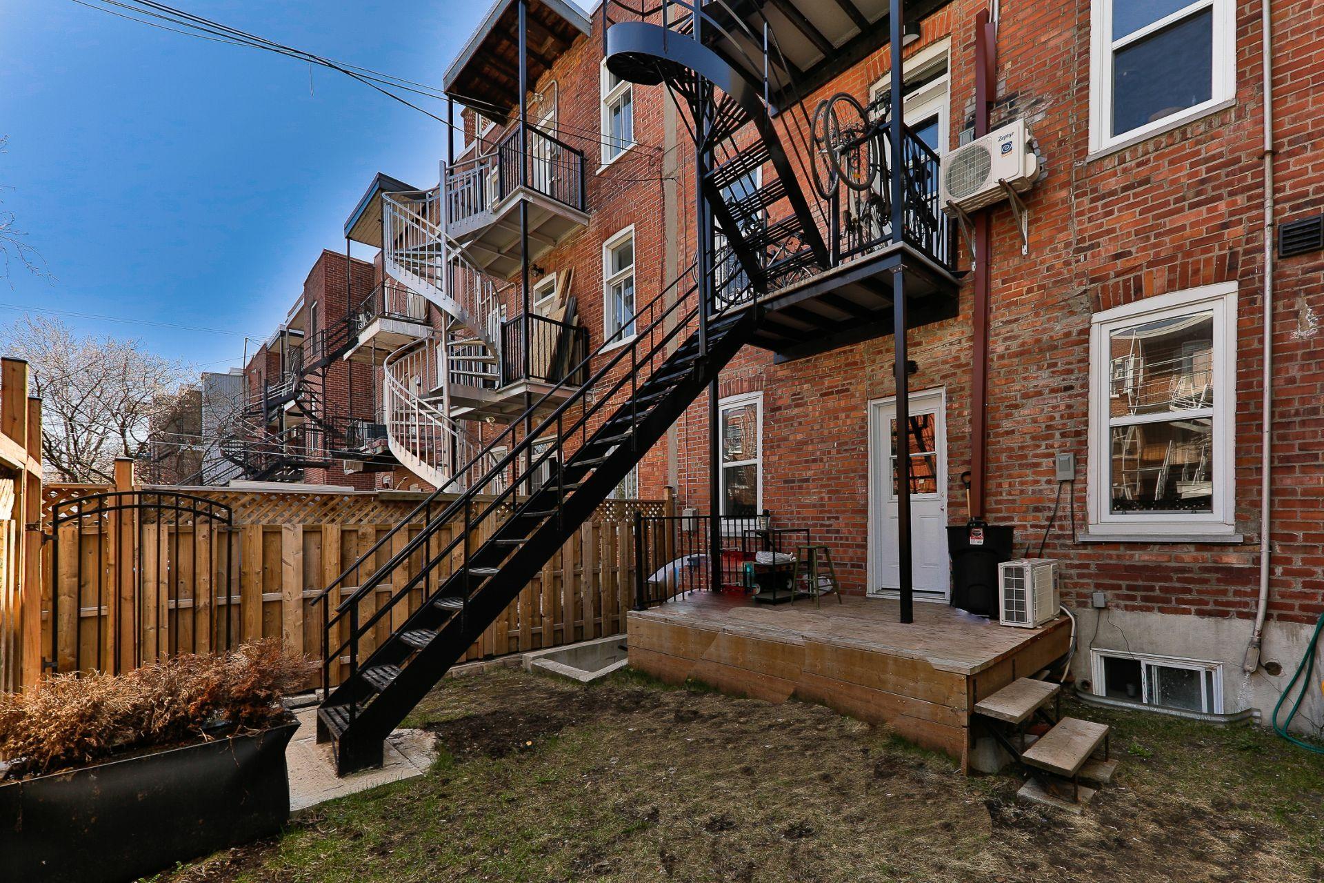 image 32 - Triplex À vendre Le Plateau-Mont-Royal Montréal  - 8 pièces