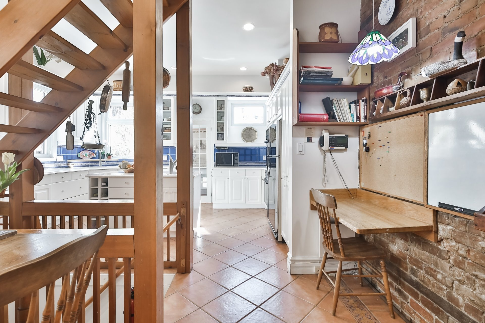 image 13 - House For sale Westmount - 12 rooms