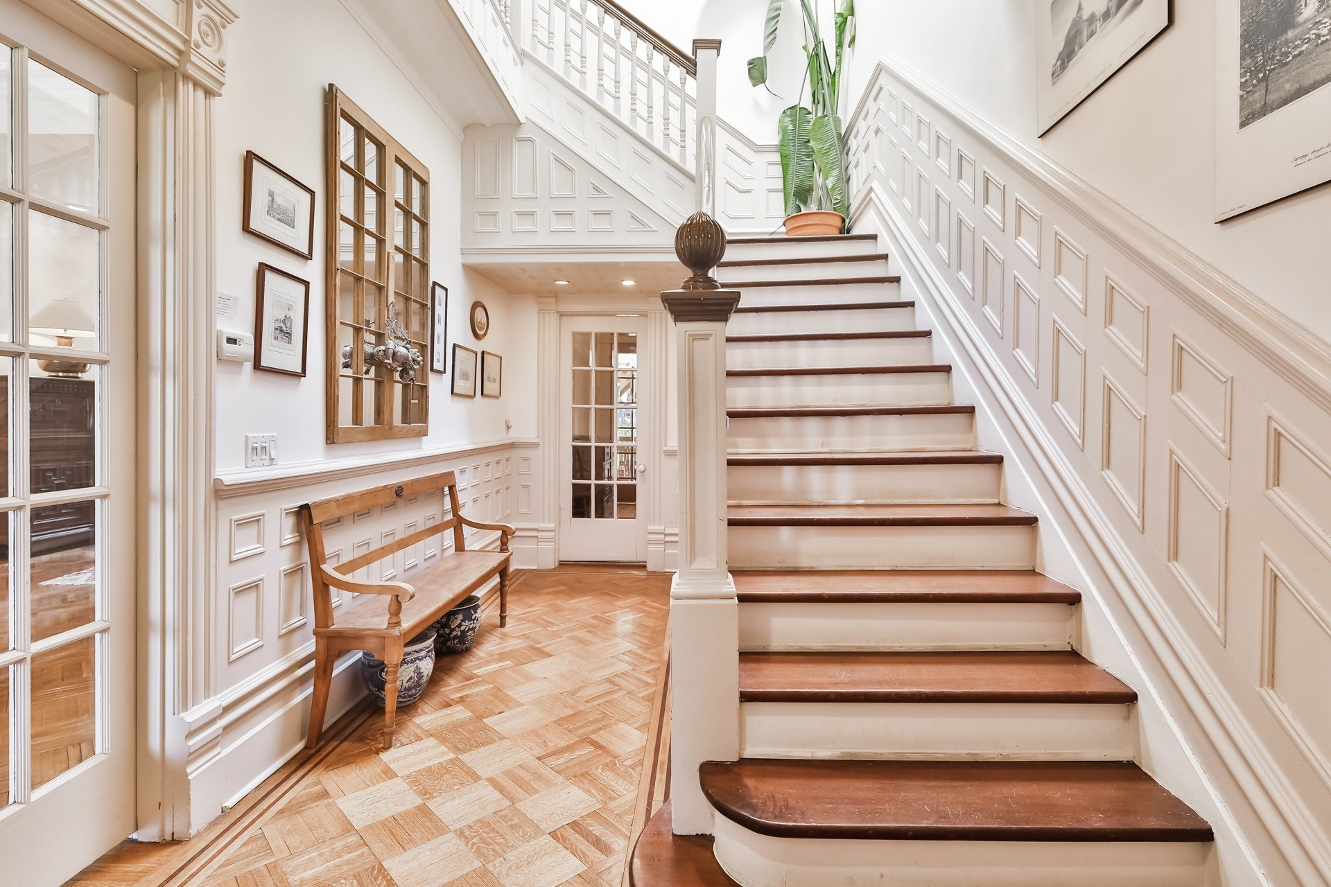 image 2 - House For sale Westmount - 12 rooms