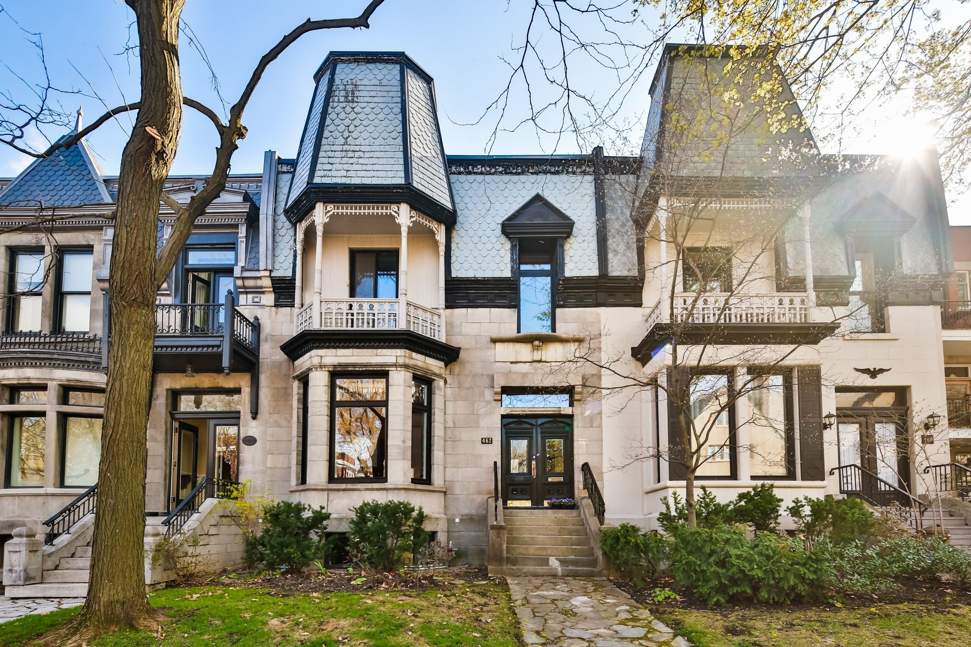 image 0 - House For sale Westmount - 12 rooms