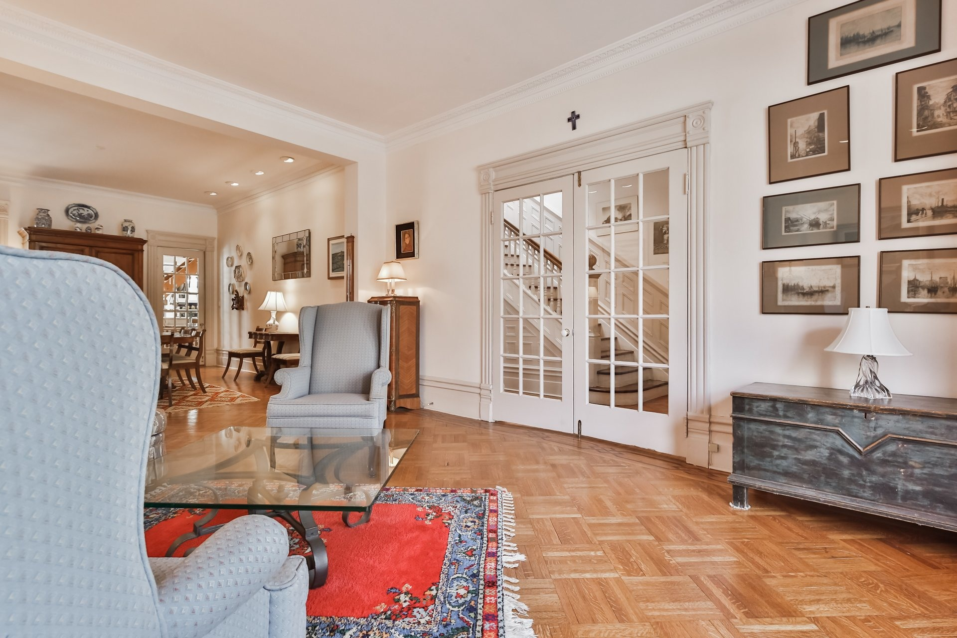image 3 - House For sale Westmount - 12 rooms