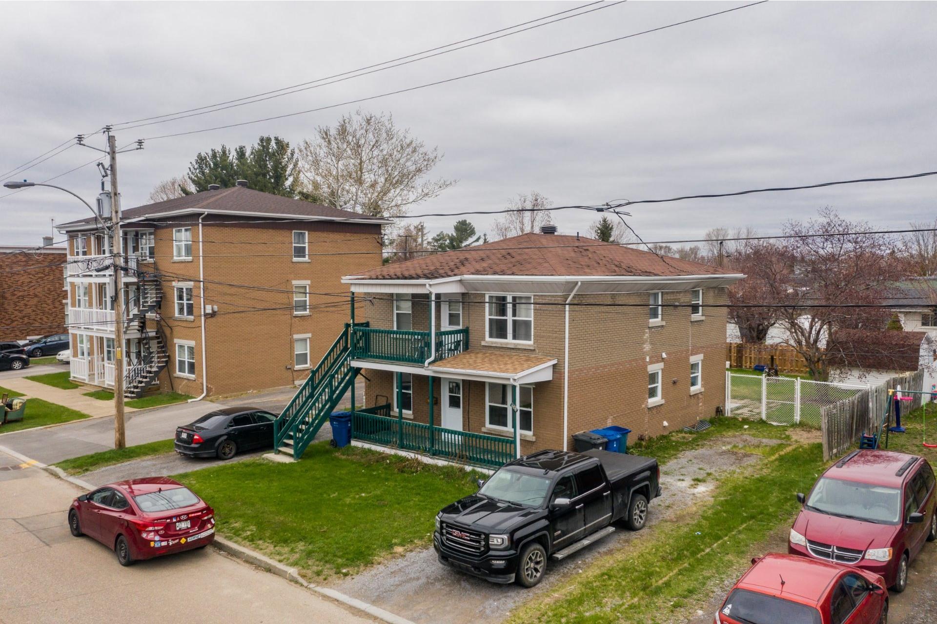 image 4 - Duplex For sale Trois-Rivières - 5 rooms