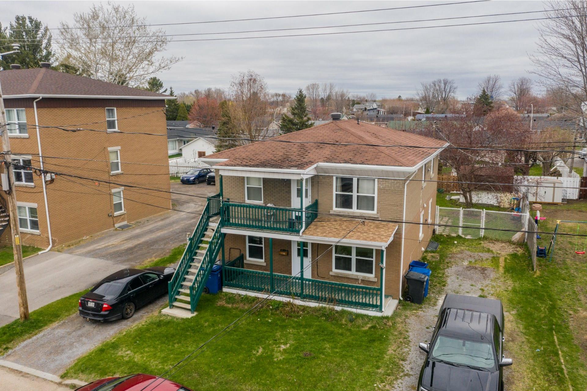 image 3 - Duplex For sale Trois-Rivières - 5 rooms