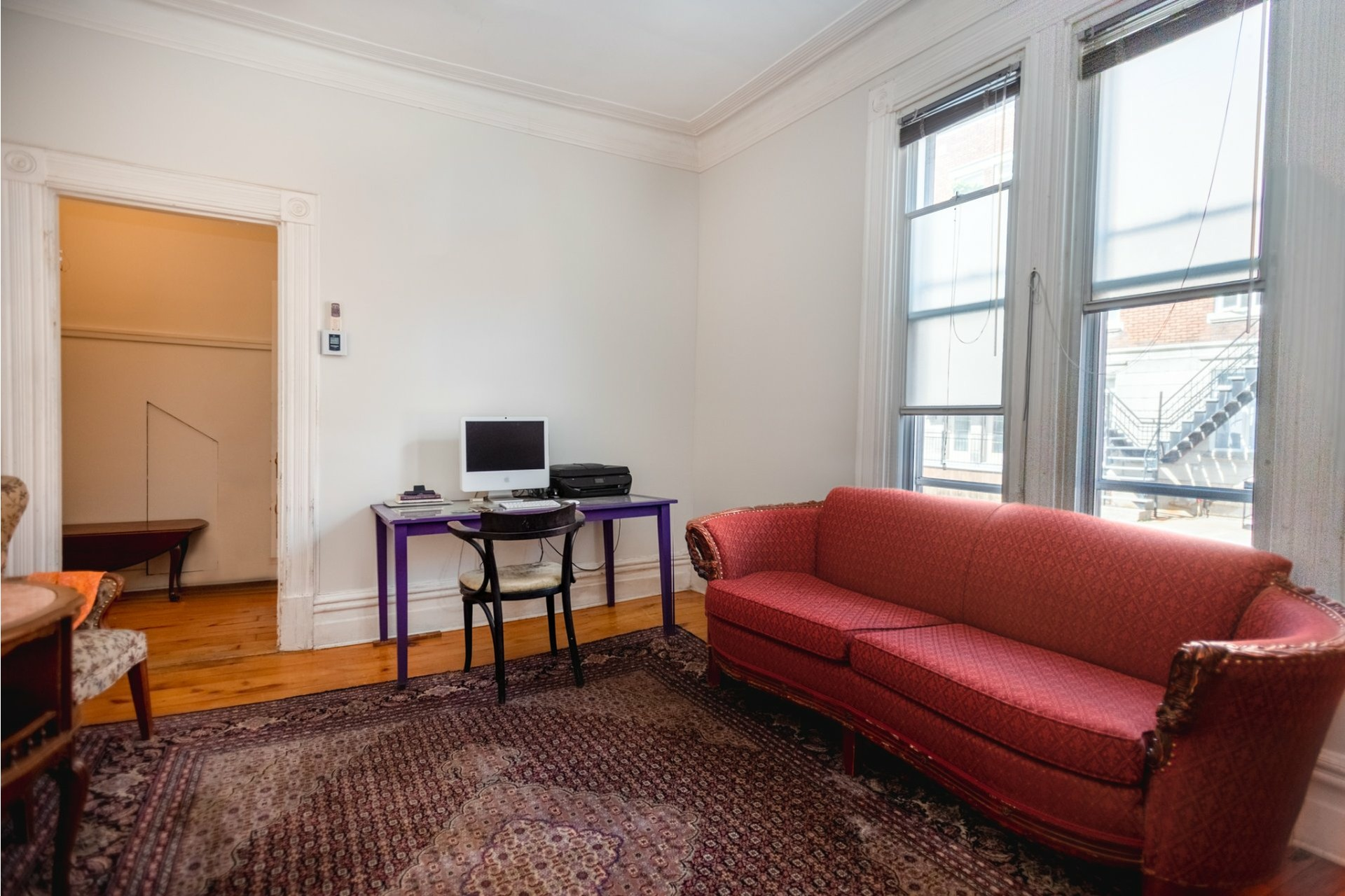 image 3 - Apartment For sale Ville-Marie Montréal  - 5 rooms