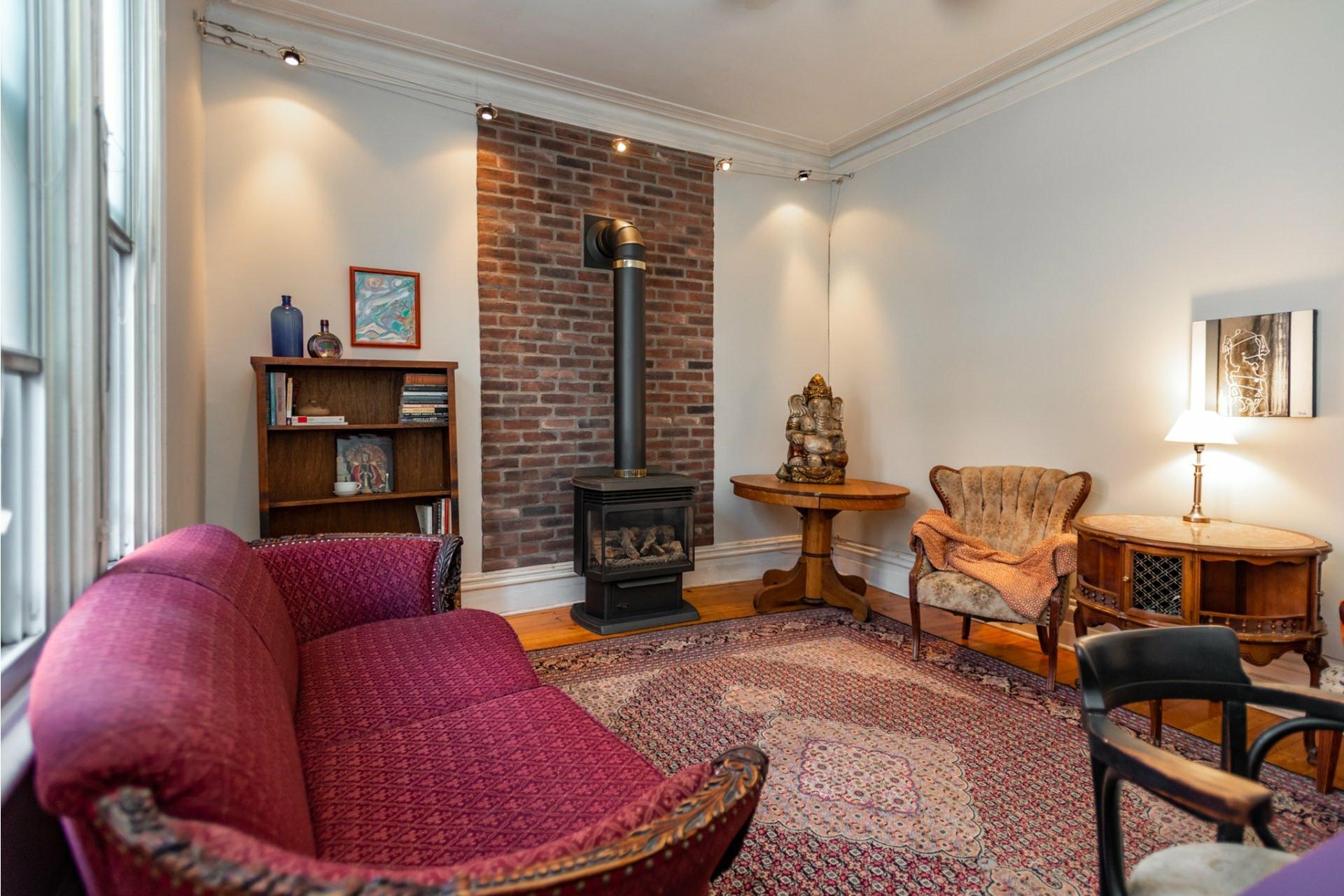image 1 - Apartment For sale Ville-Marie Montréal  - 5 rooms