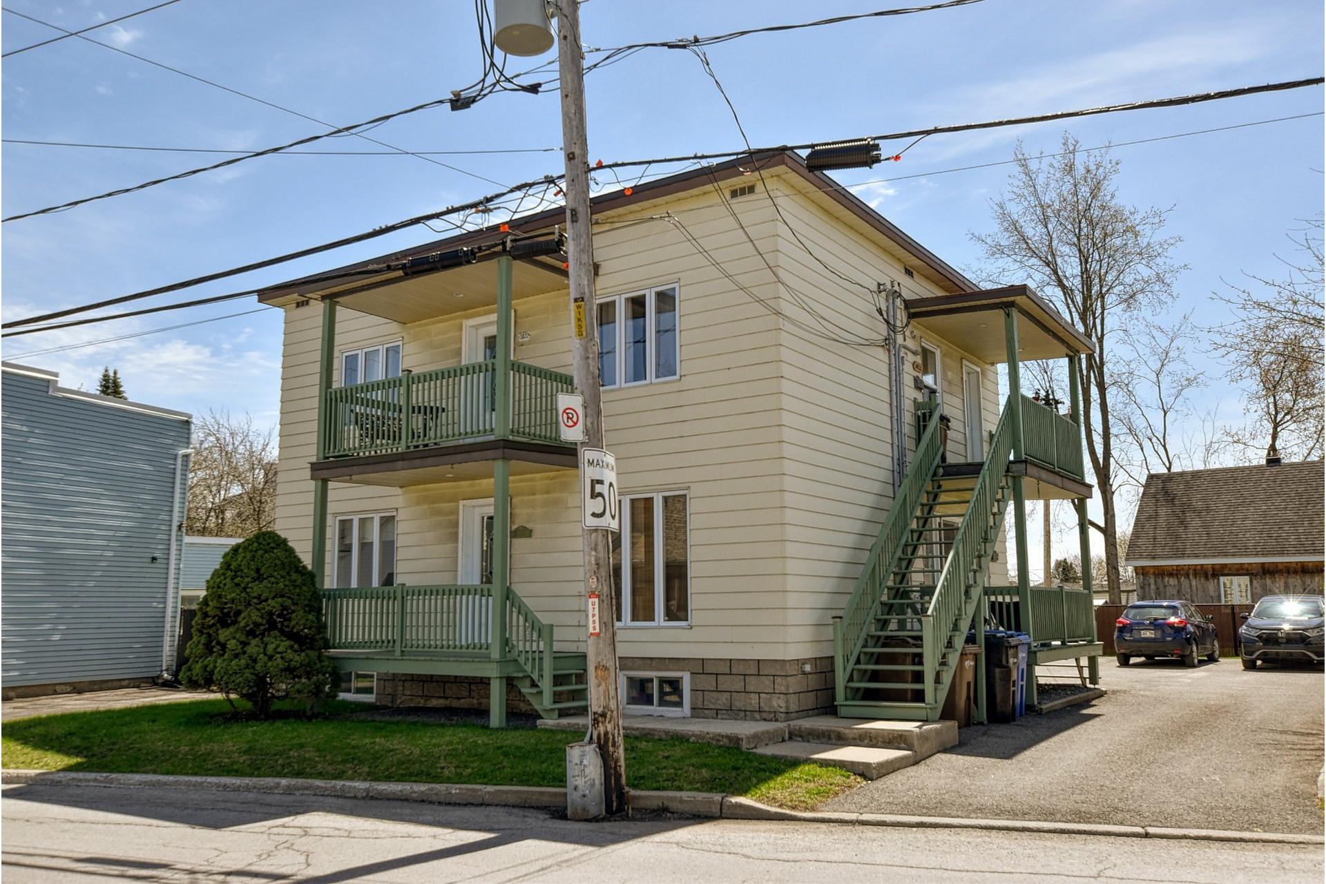 image 0 - Duplex For sale Mascouche - 11 rooms