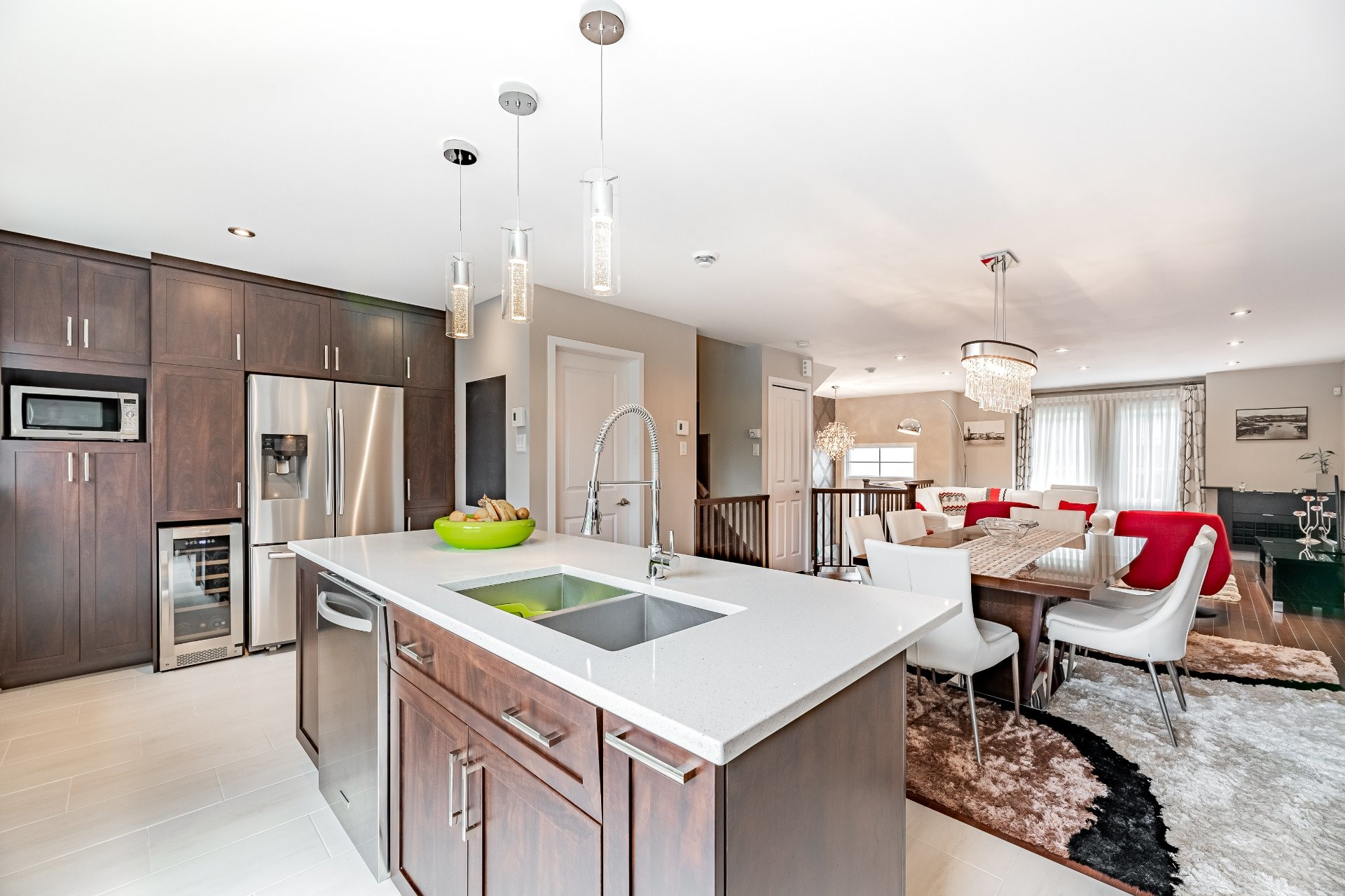 image 9 - House For sale Duvernay Laval  - 8 rooms