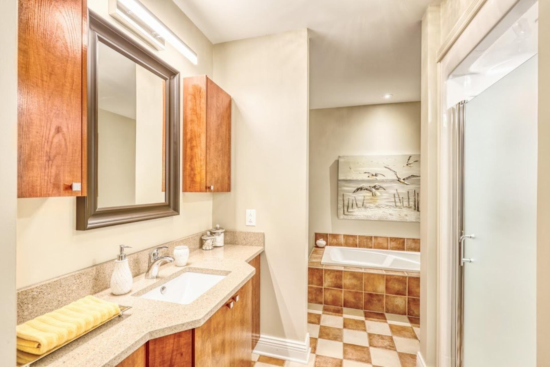 image 14 - Apartment For sale Notre-Dame-des-Prairies - 11 rooms