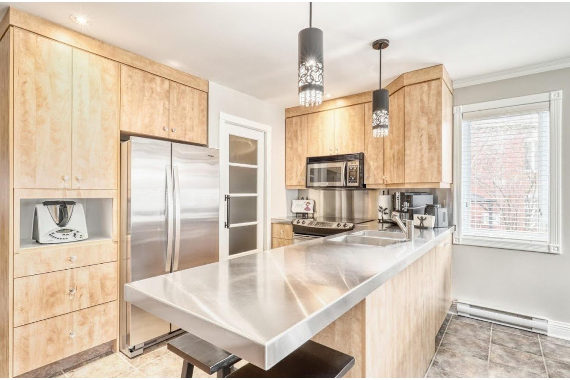 image 13 - Apartment For sale Notre-Dame-des-Prairies - 11 rooms