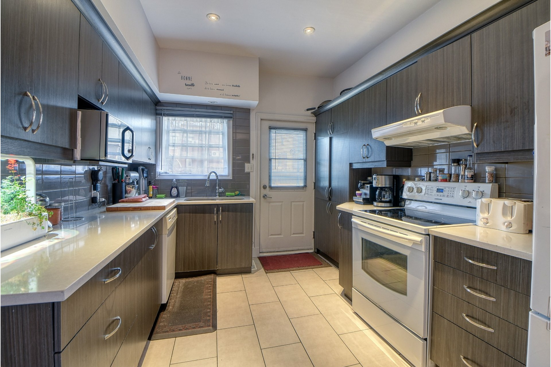 image 5 - Triplex For sale Le Sud-Ouest Montréal  - 9 rooms