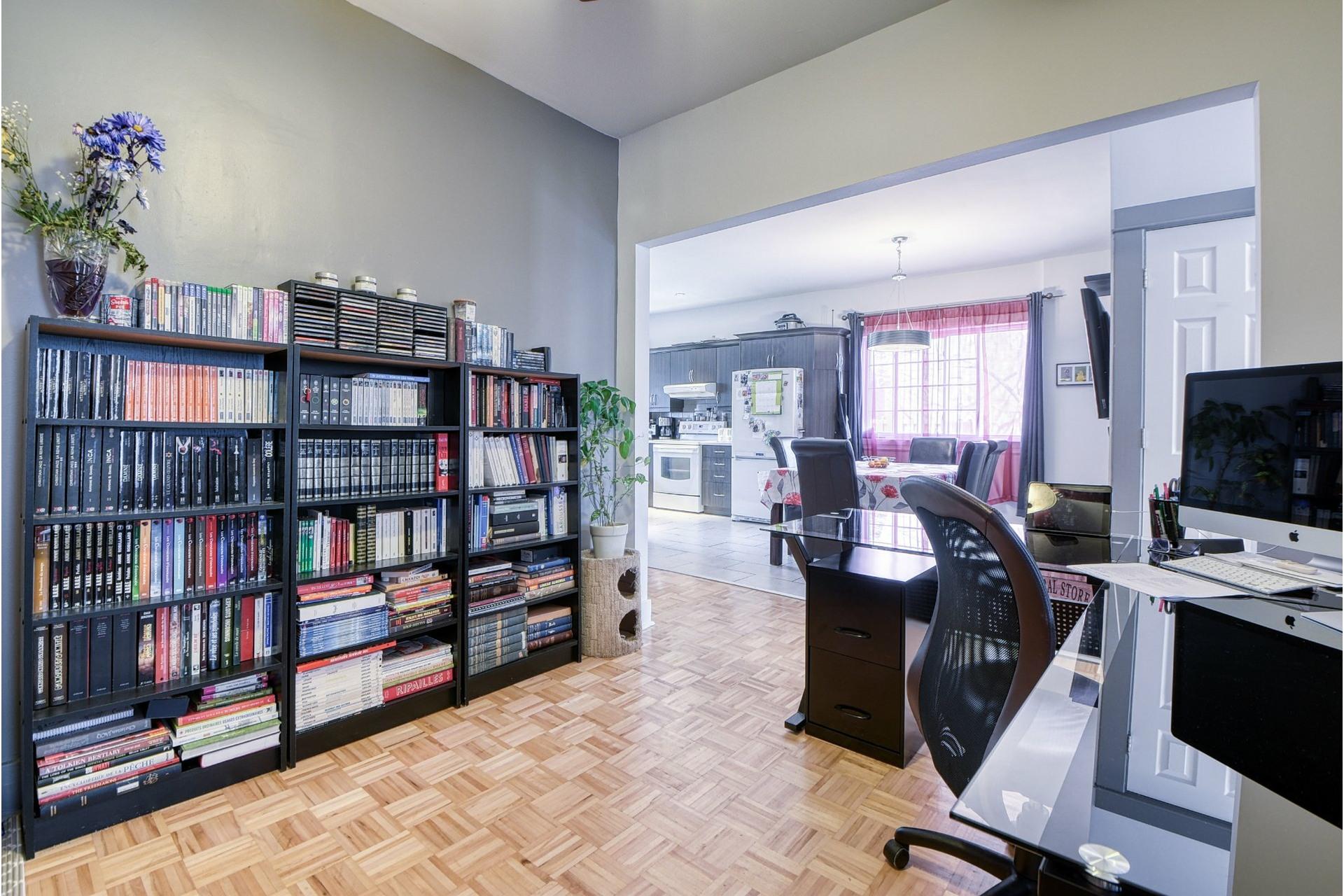 image 8 - Triplex For sale Le Sud-Ouest Montréal  - 9 rooms