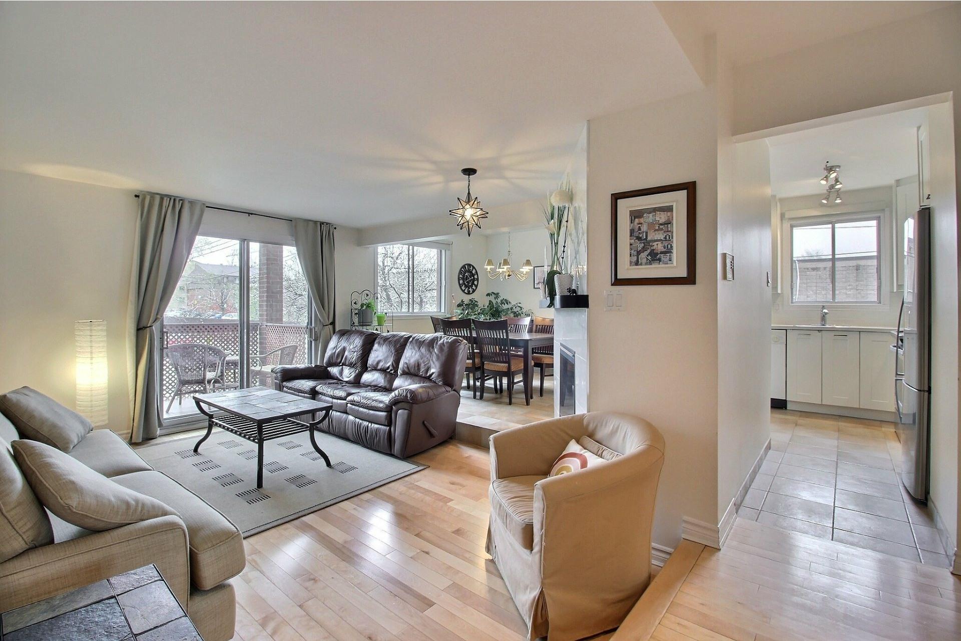 image 1 - Appartement À vendre Rivière-des-Prairies/Pointe-aux-Trembles Montréal  - 5 pièces