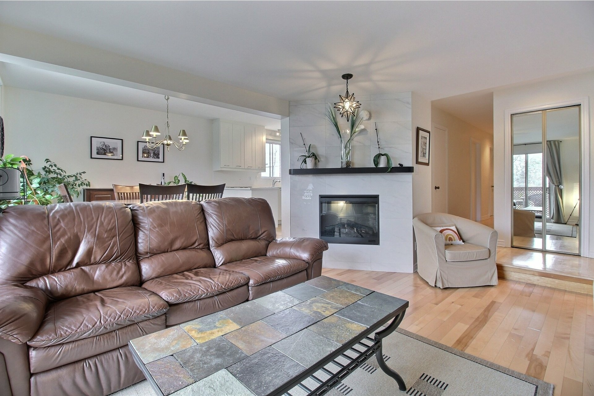 image 3 - Appartement À vendre Rivière-des-Prairies/Pointe-aux-Trembles Montréal  - 5 pièces