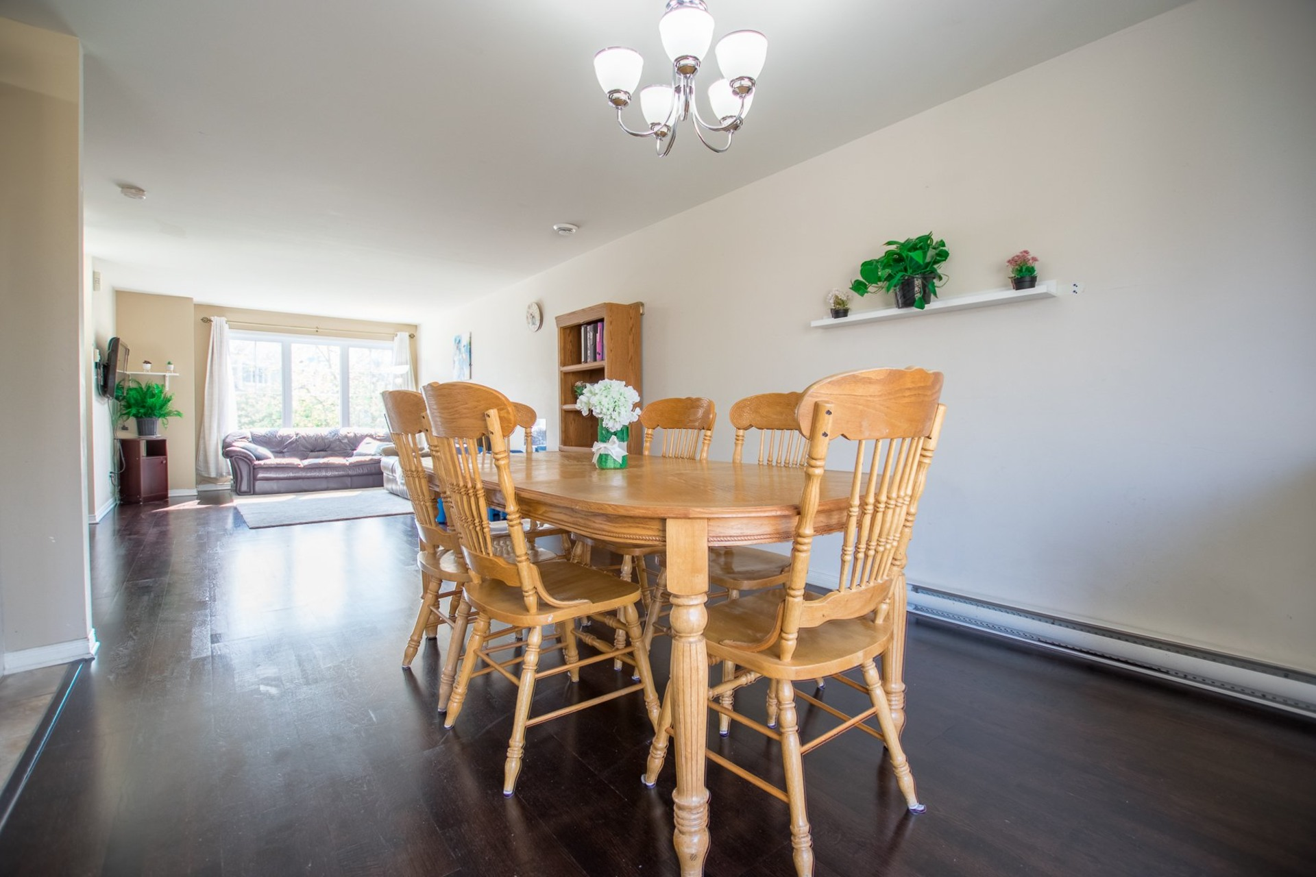 image 5 - Apartment For sale Châteauguay - 8 rooms