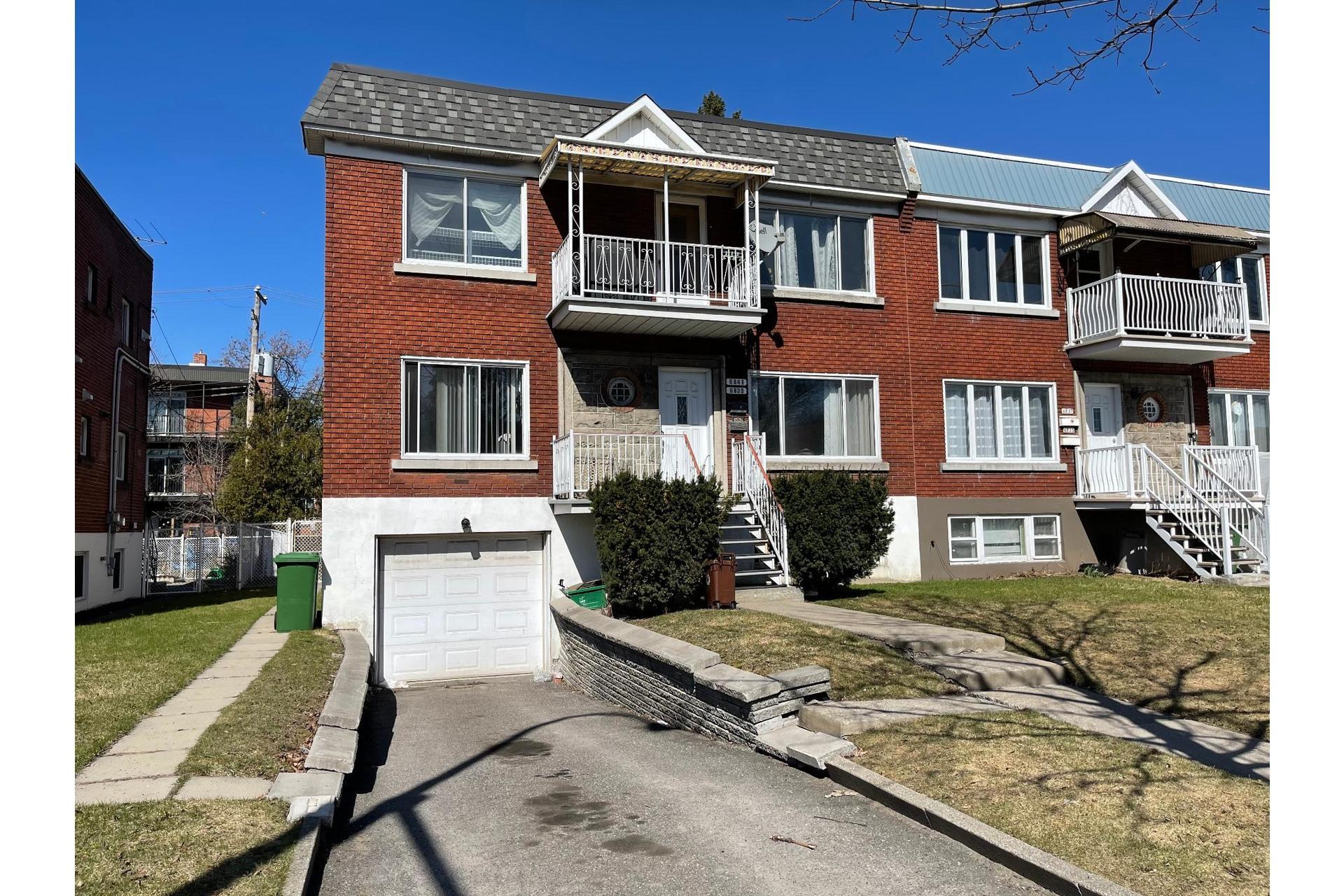 image 0 - Duplex For sale Rosemont/La Petite-Patrie Montréal  - 6 rooms