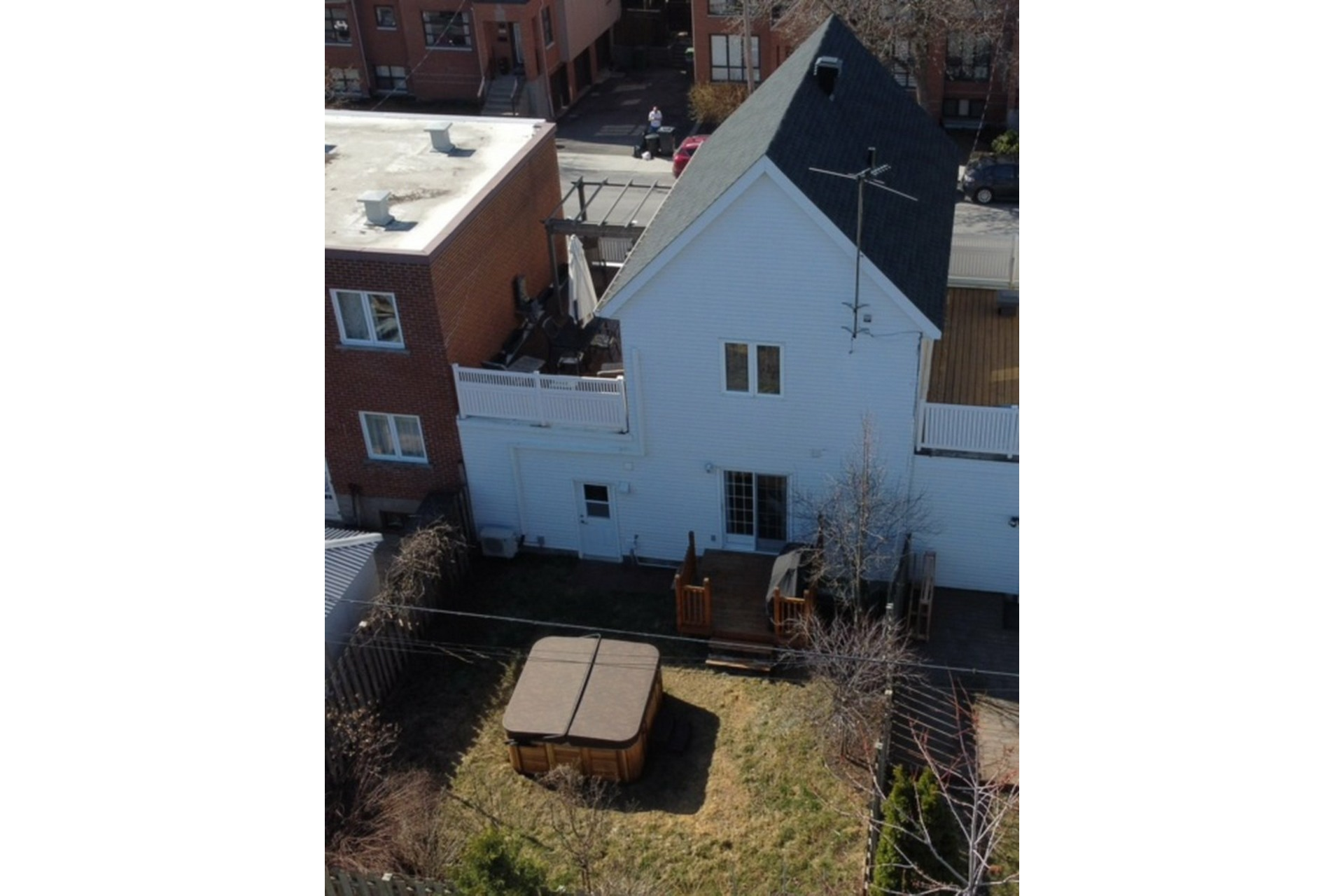 image 41 - House For sale Mercier/Hochelaga-Maisonneuve Montréal  - 7 rooms