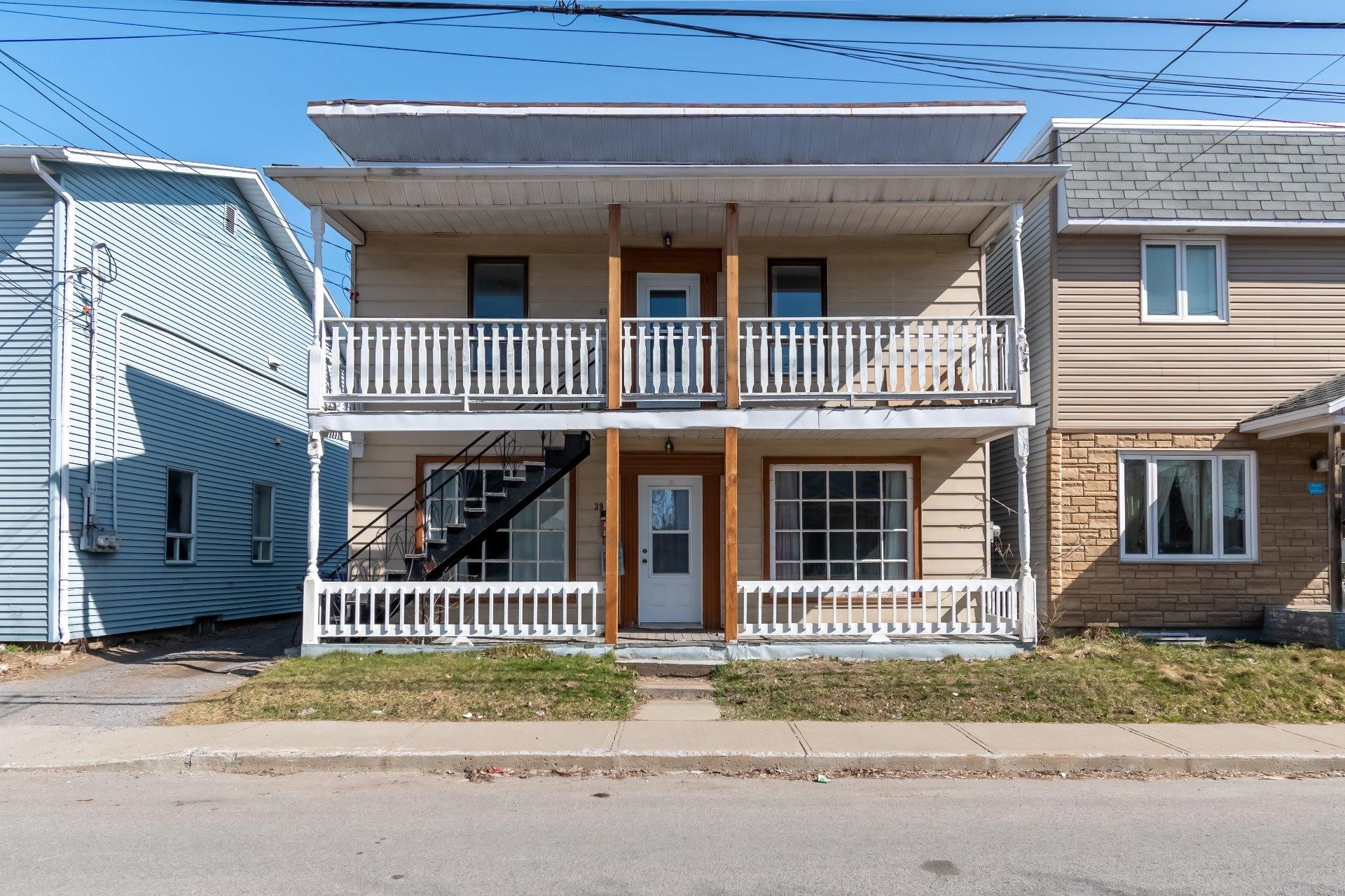 image 0 - Duplex For sale Trois-Rivières - 4 rooms