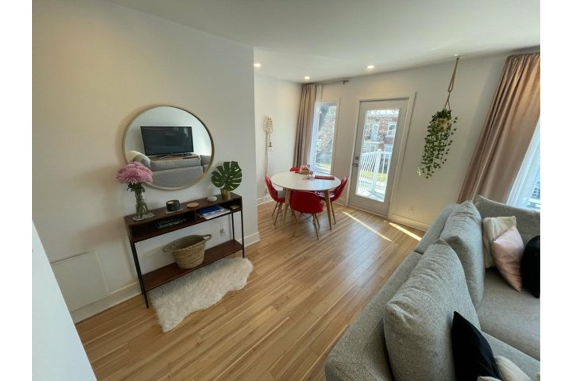 image 39 - Quadruplex For sale Verdun/Île-des-Soeurs Montréal  - 6 rooms