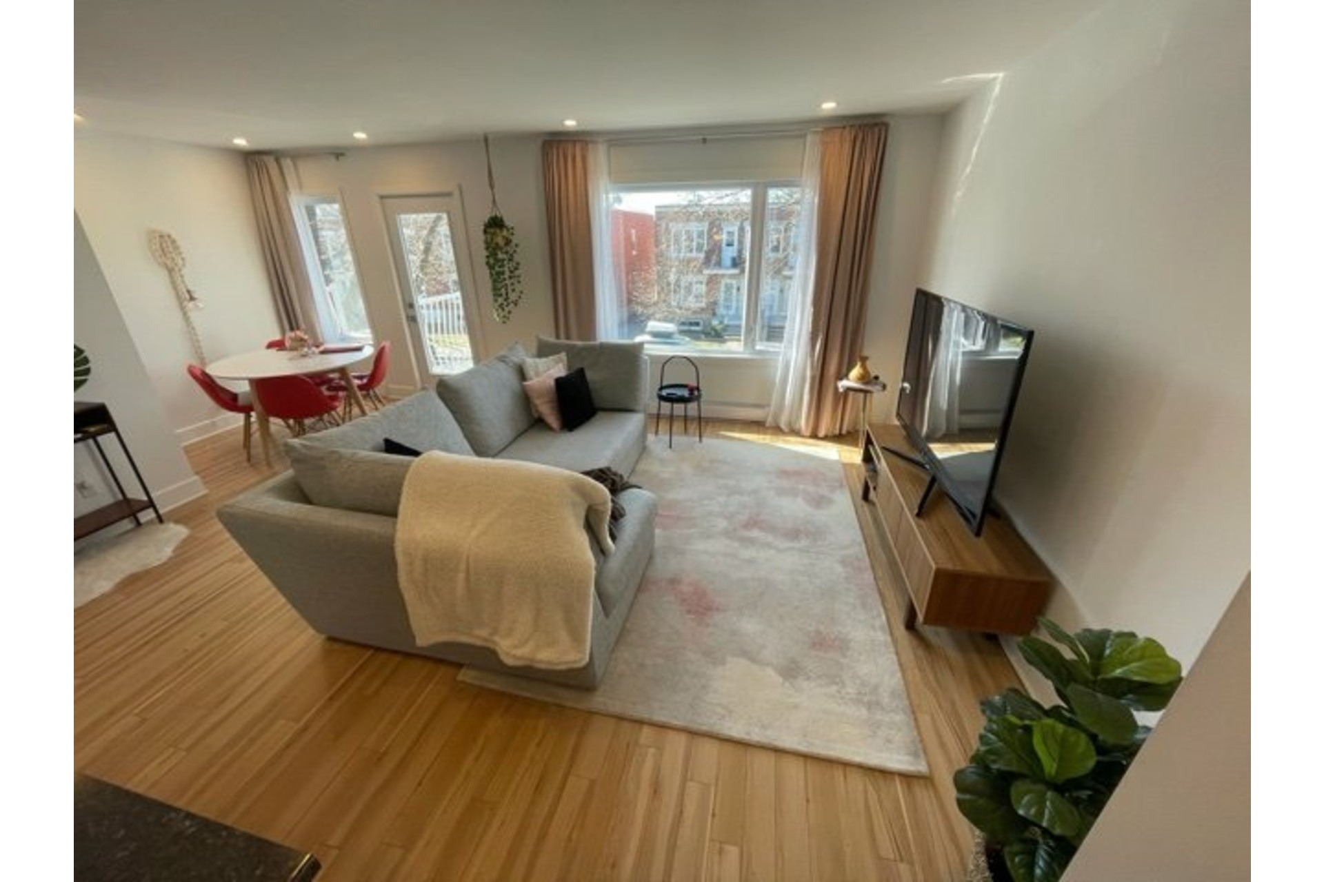 image 37 - Quadruplex For sale Verdun/Île-des-Soeurs Montréal  - 6 rooms