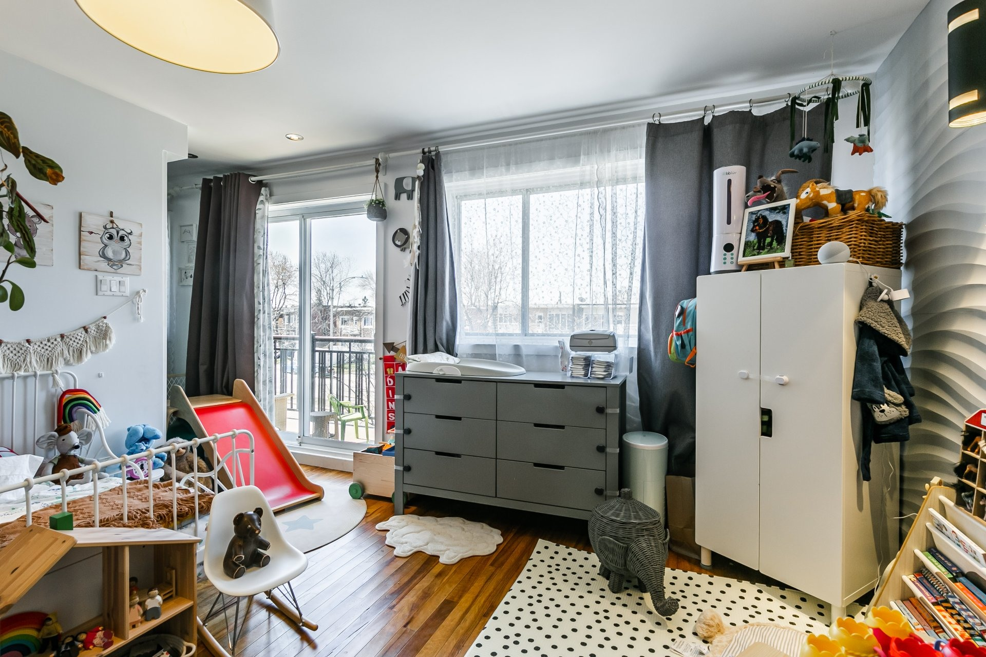 image 13 - Appartement À louer Anjou Montréal  - 5 pièces