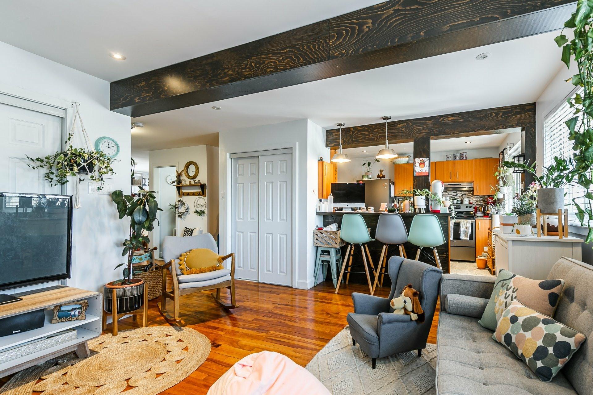 image 4 - Appartement À louer Anjou Montréal  - 5 pièces