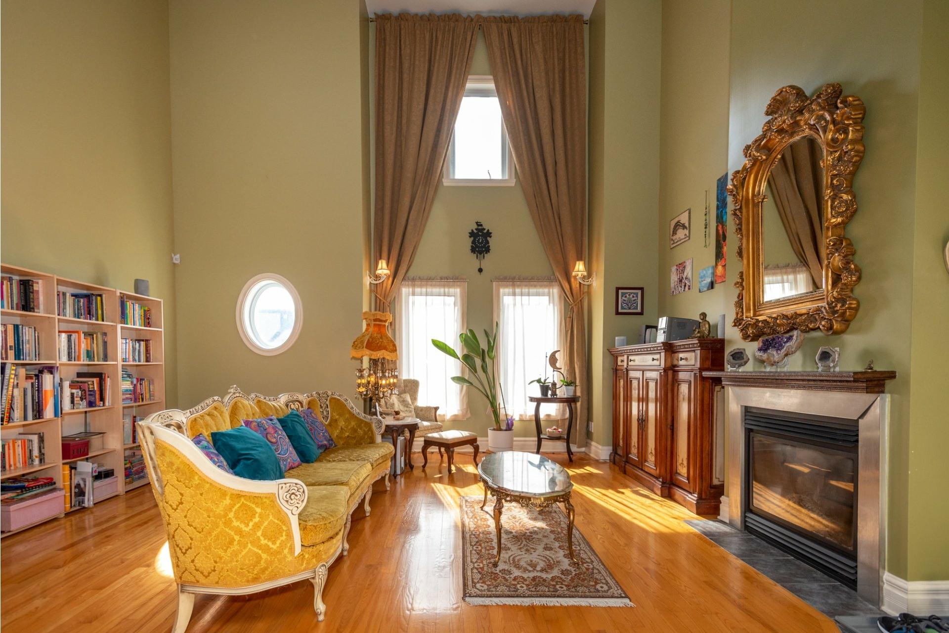 image 1 - Apartment For sale Le Plateau-Mont-Royal Montréal  - 7 rooms