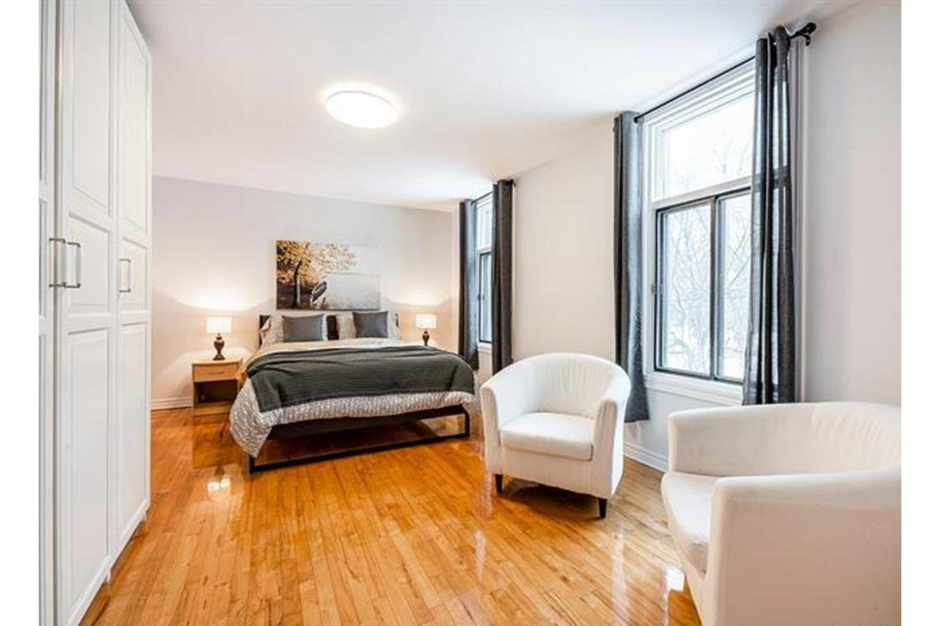 image 10 - Triplex For sale Le Sud-Ouest Montréal  - 5 rooms