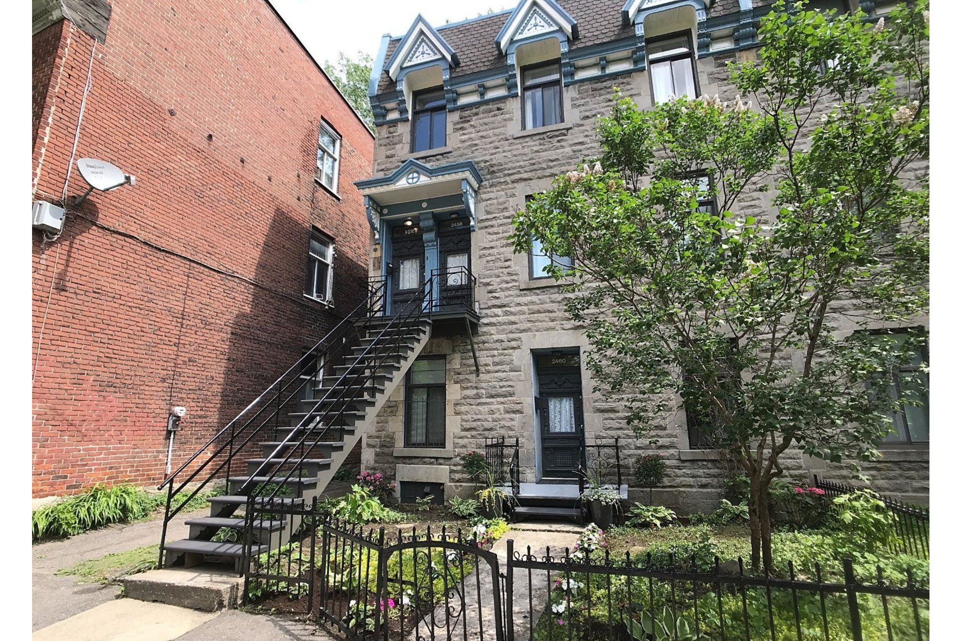 image 21 - Triplex For sale Le Sud-Ouest Montréal  - 5 rooms