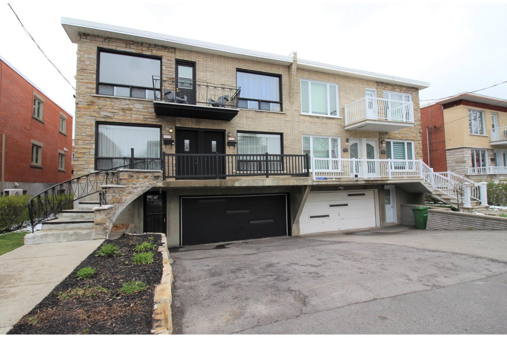image 0 - Duplex For sale Rosemont/La Petite-Patrie Montréal  - 11 rooms