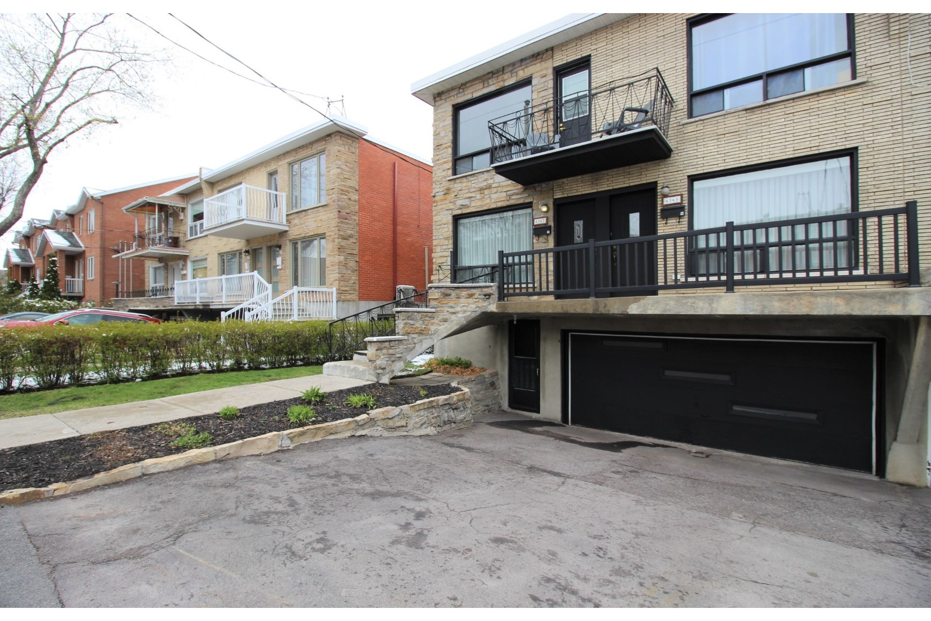 image 20 - Duplex For sale Rosemont/La Petite-Patrie Montréal  - 11 rooms