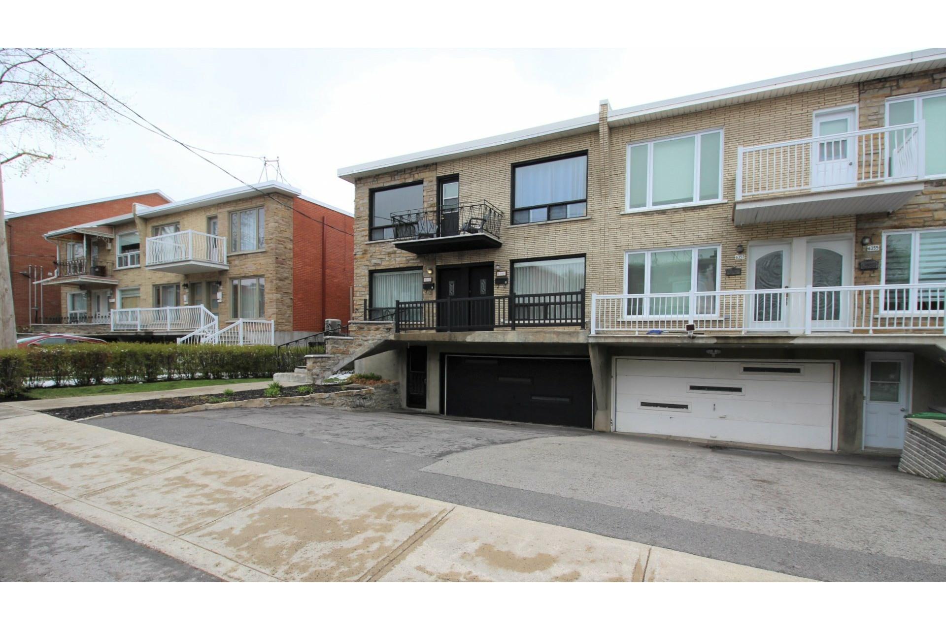 image 28 - Duplex For sale Rosemont/La Petite-Patrie Montréal  - 11 rooms
