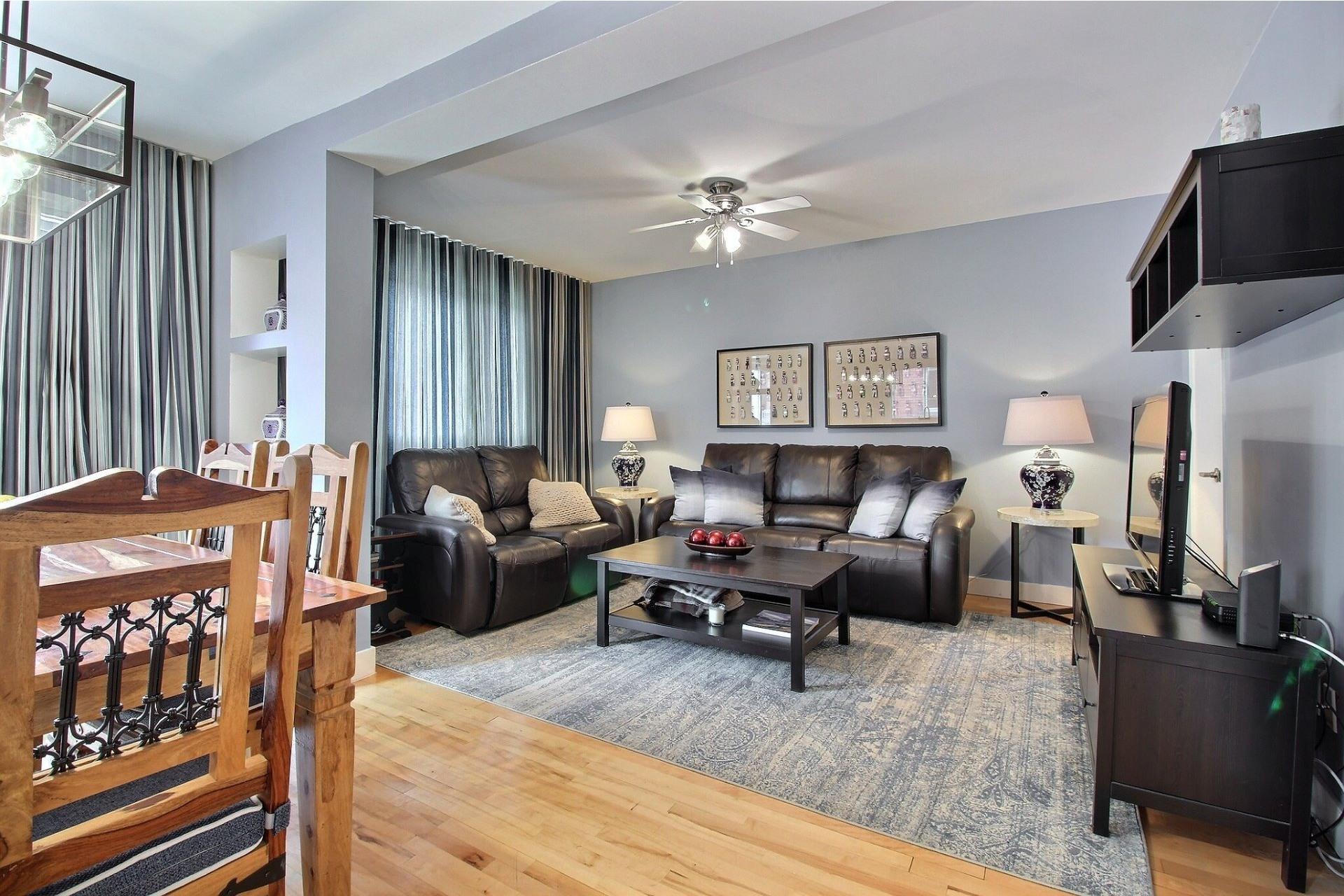 image 6 - Duplex For sale Rosemont/La Petite-Patrie Montréal  - 11 rooms