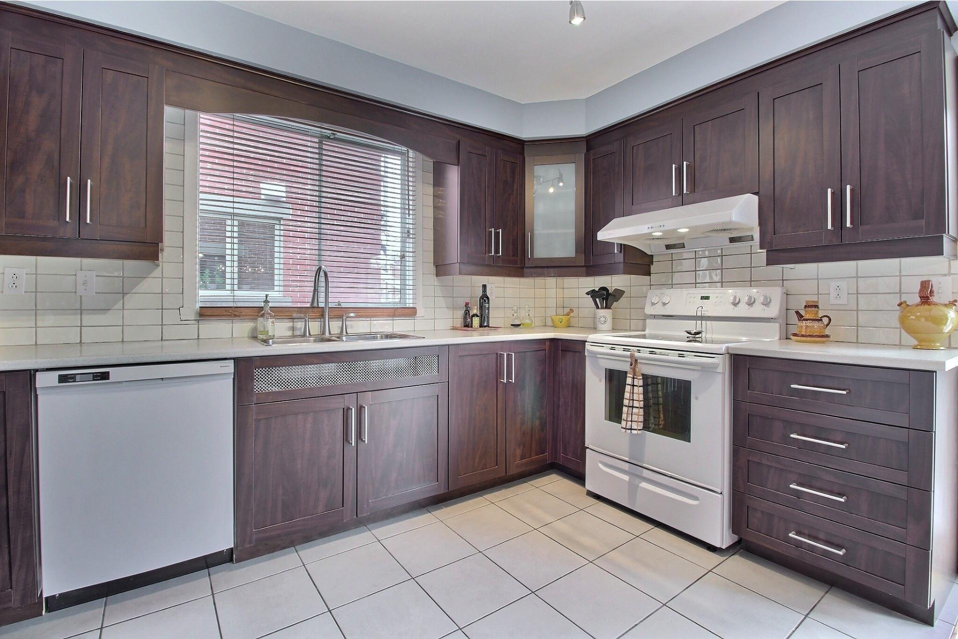 image 4 - Duplex For sale Rosemont/La Petite-Patrie Montréal  - 11 rooms