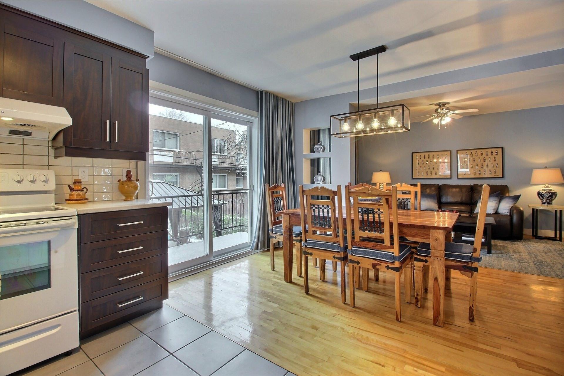 image 5 - Duplex For sale Rosemont/La Petite-Patrie Montréal  - 11 rooms