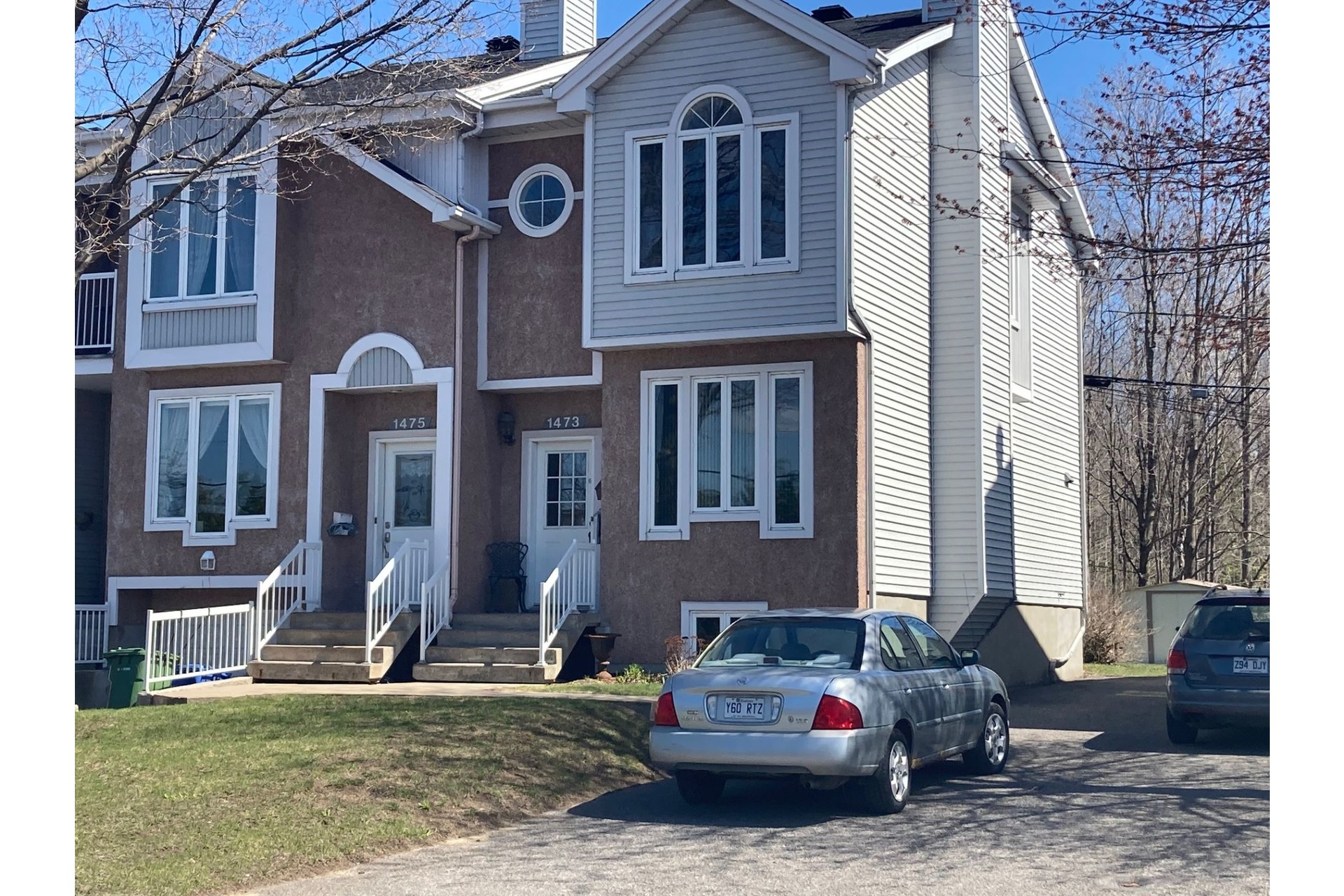 image 0 - House For sale Joliette - 11 rooms