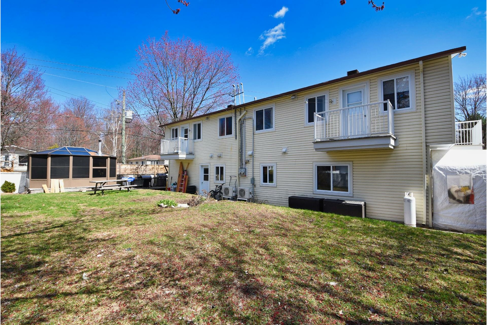 image 23 - Duplex For sale Mascouche - 8 rooms