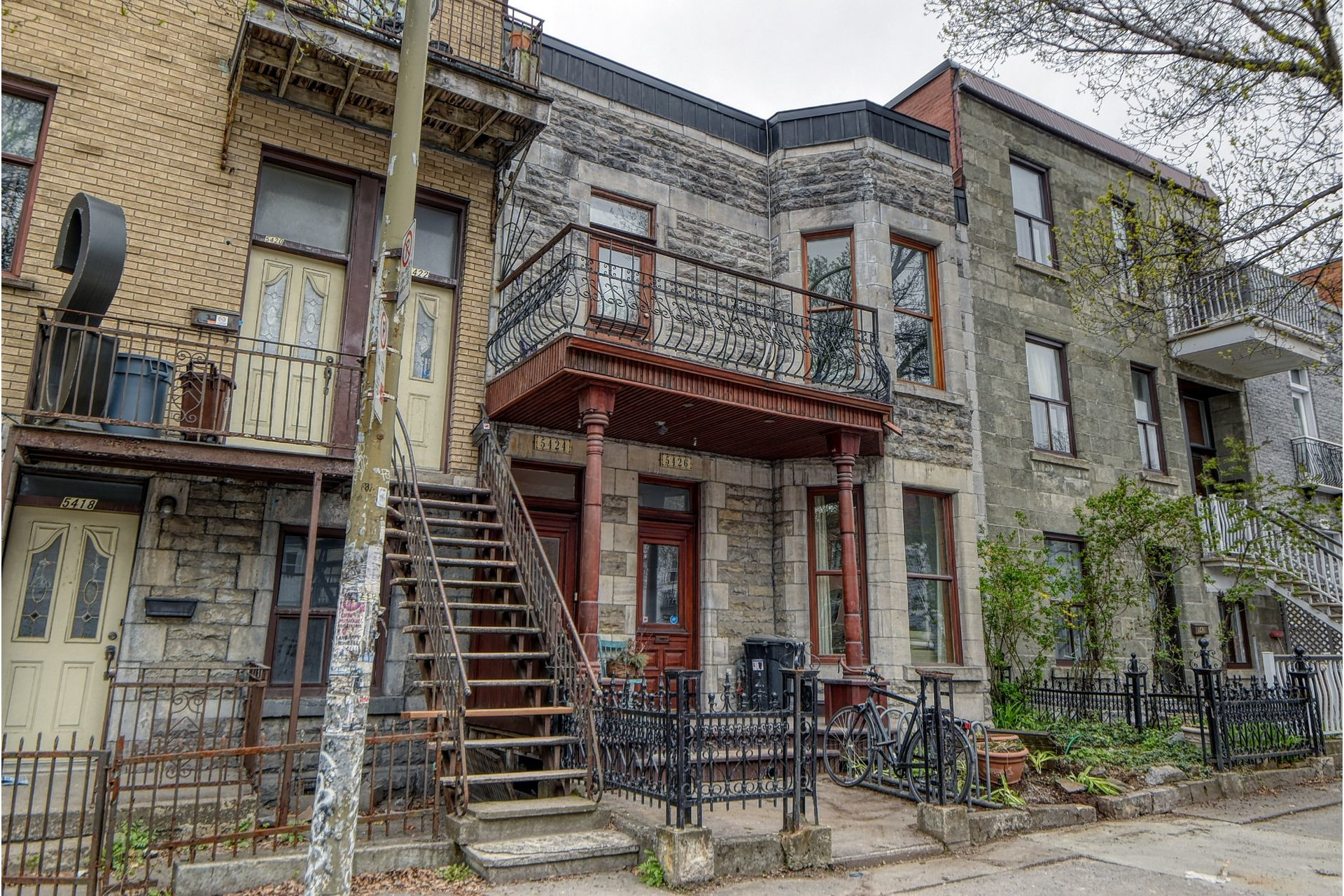 image 24 - Appartement À louer Le Plateau-Mont-Royal Montréal  - 8 pièces