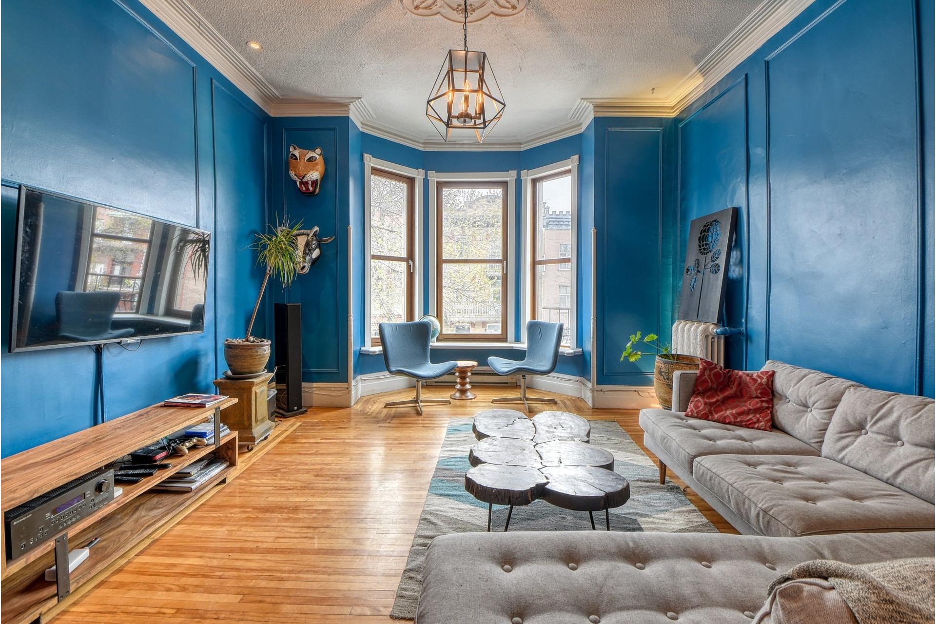 image 2 - Appartement À louer Le Plateau-Mont-Royal Montréal  - 8 pièces