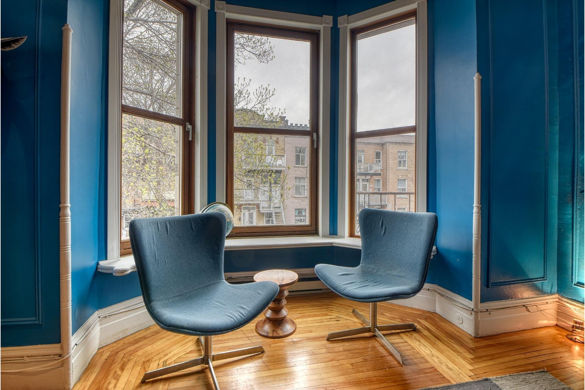 image 4 - Appartement À louer Le Plateau-Mont-Royal Montréal  - 8 pièces