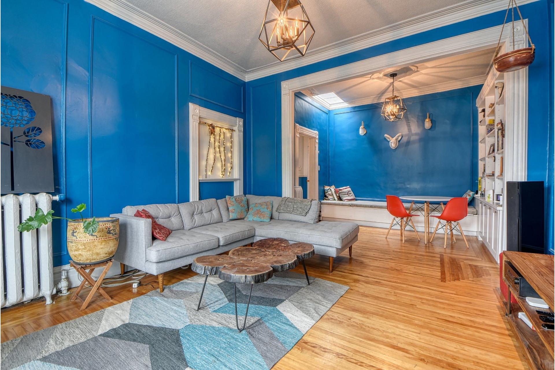 image 3 - Appartement À louer Le Plateau-Mont-Royal Montréal  - 8 pièces