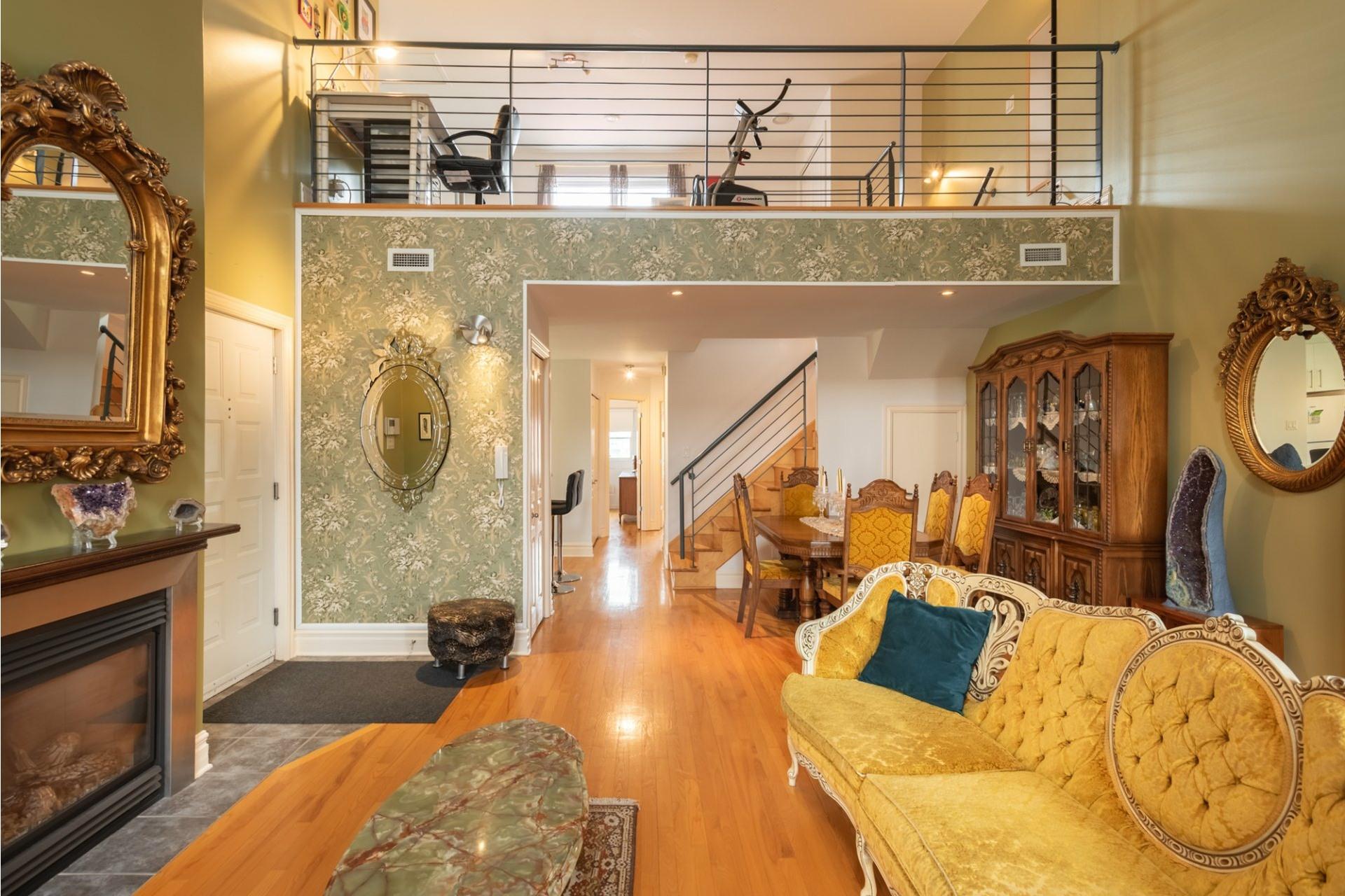 image 4 - Apartment For sale Le Plateau-Mont-Royal Montréal  - 7 rooms