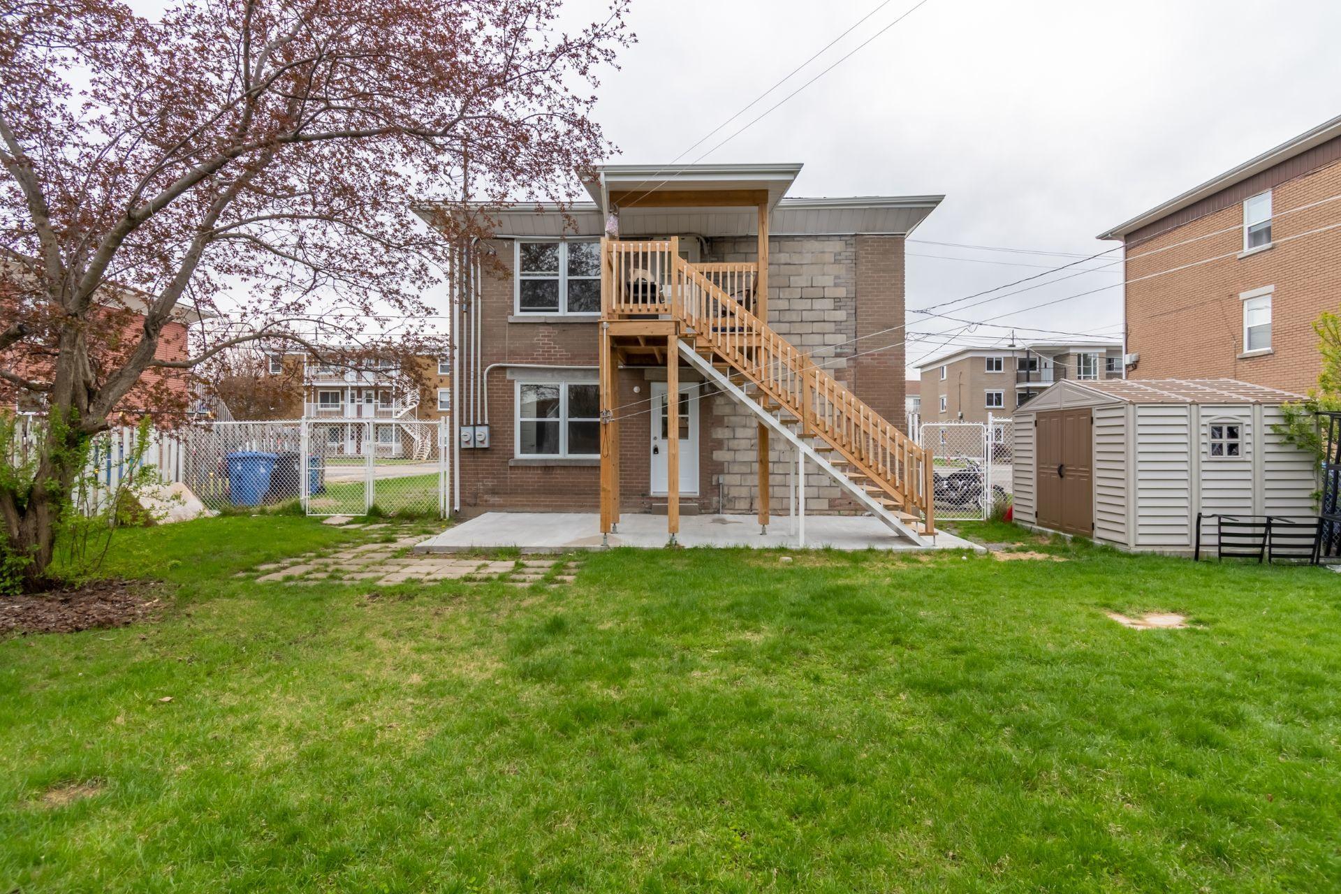 image 26 - Duplex For sale Trois-Rivières - 5 rooms