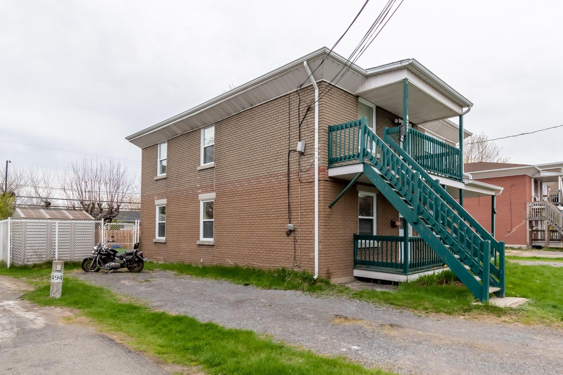 image 5 - Duplex For sale Trois-Rivières - 5 rooms